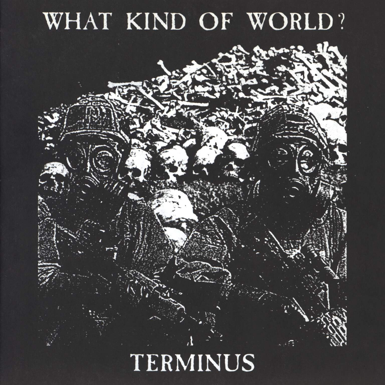 "Terminus: What Kind Of World?, 7"" Single (Vinyl)"