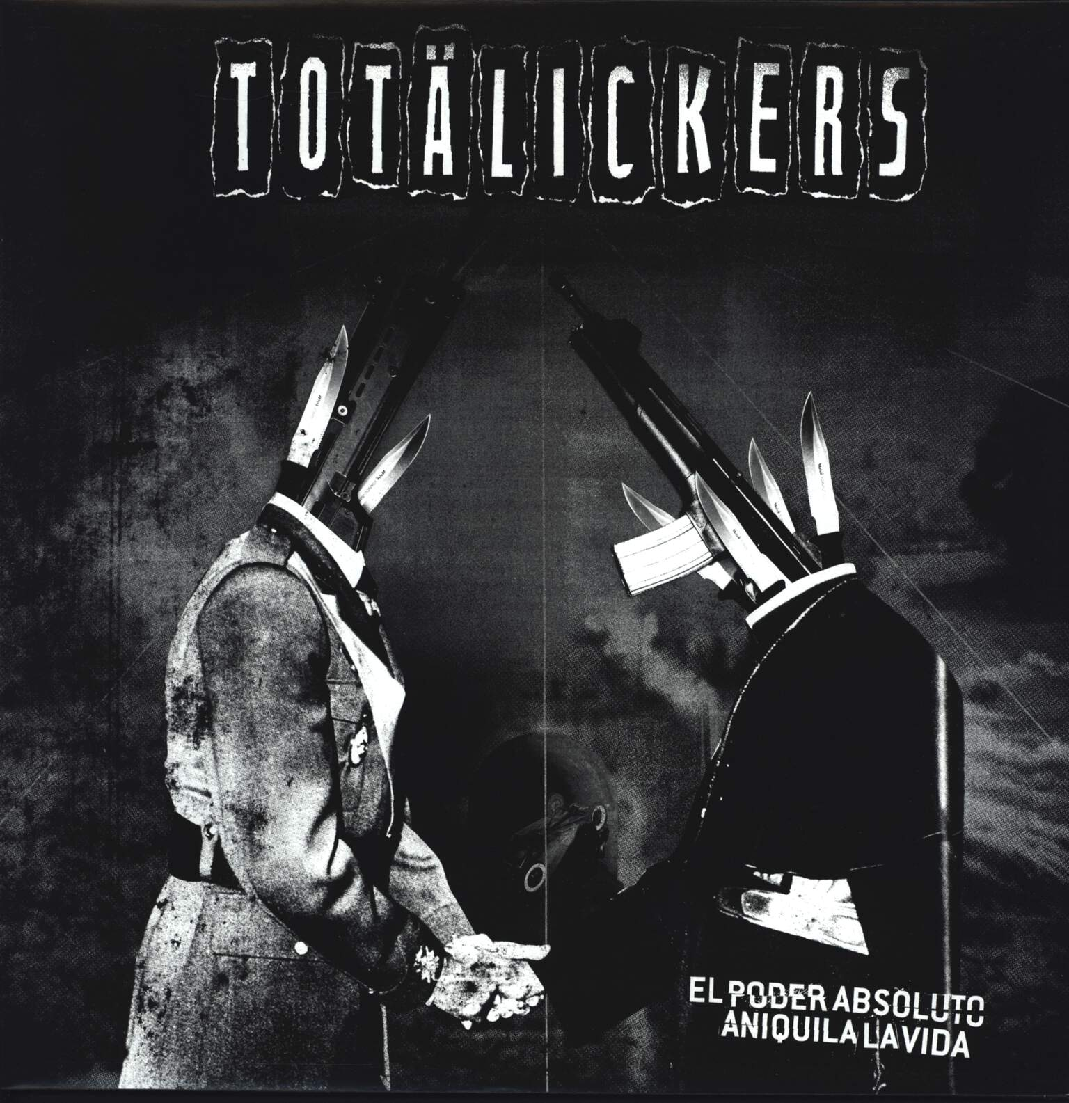 "Totälickers: El Poder Absoluto Aniquila La Vida, 12"" Maxi Single (Vinyl)"