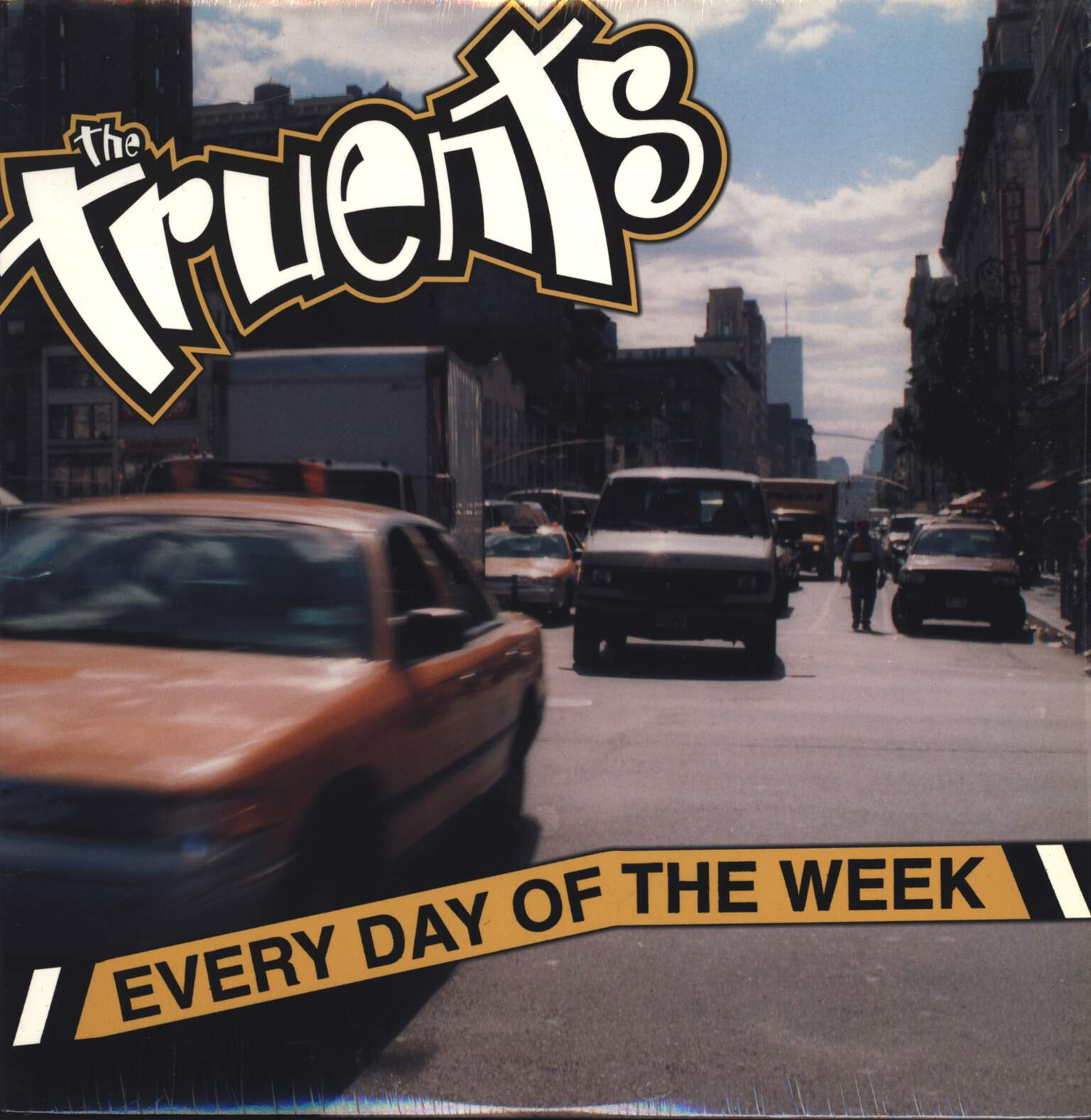 The Truents: Every Day Of The Week, LP (Vinyl)