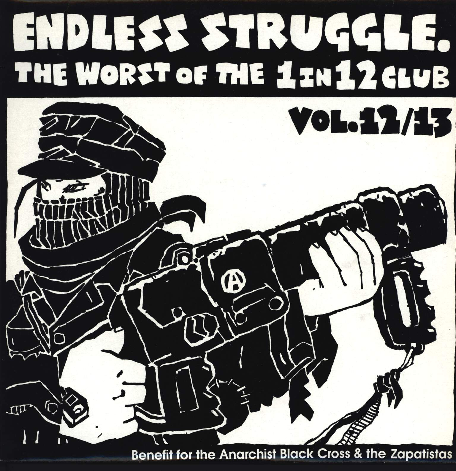Various: Endless Struggle, LP (Vinyl)