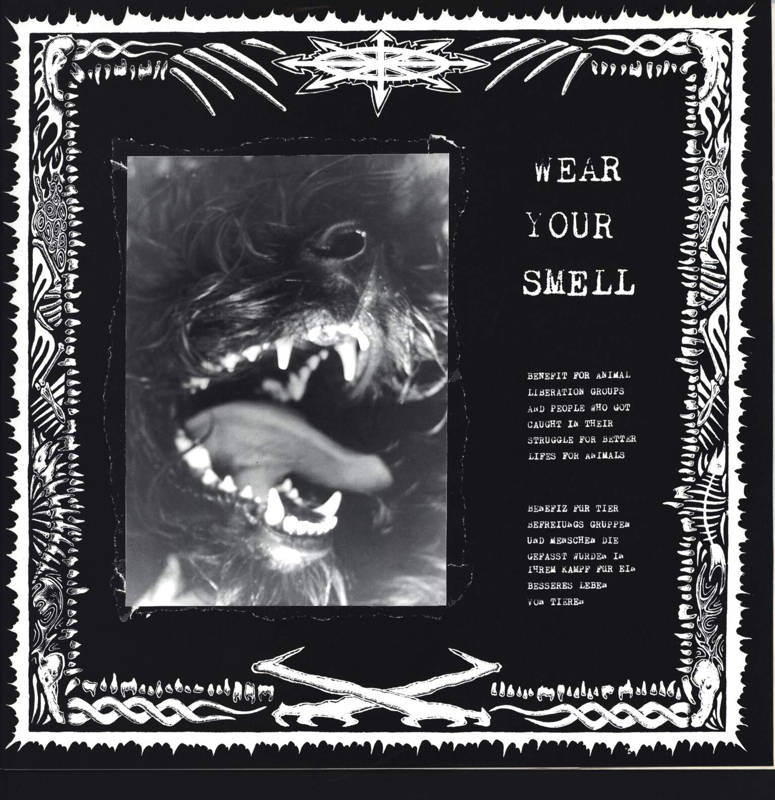 Various: Wear Your Smell, LP (Vinyl)