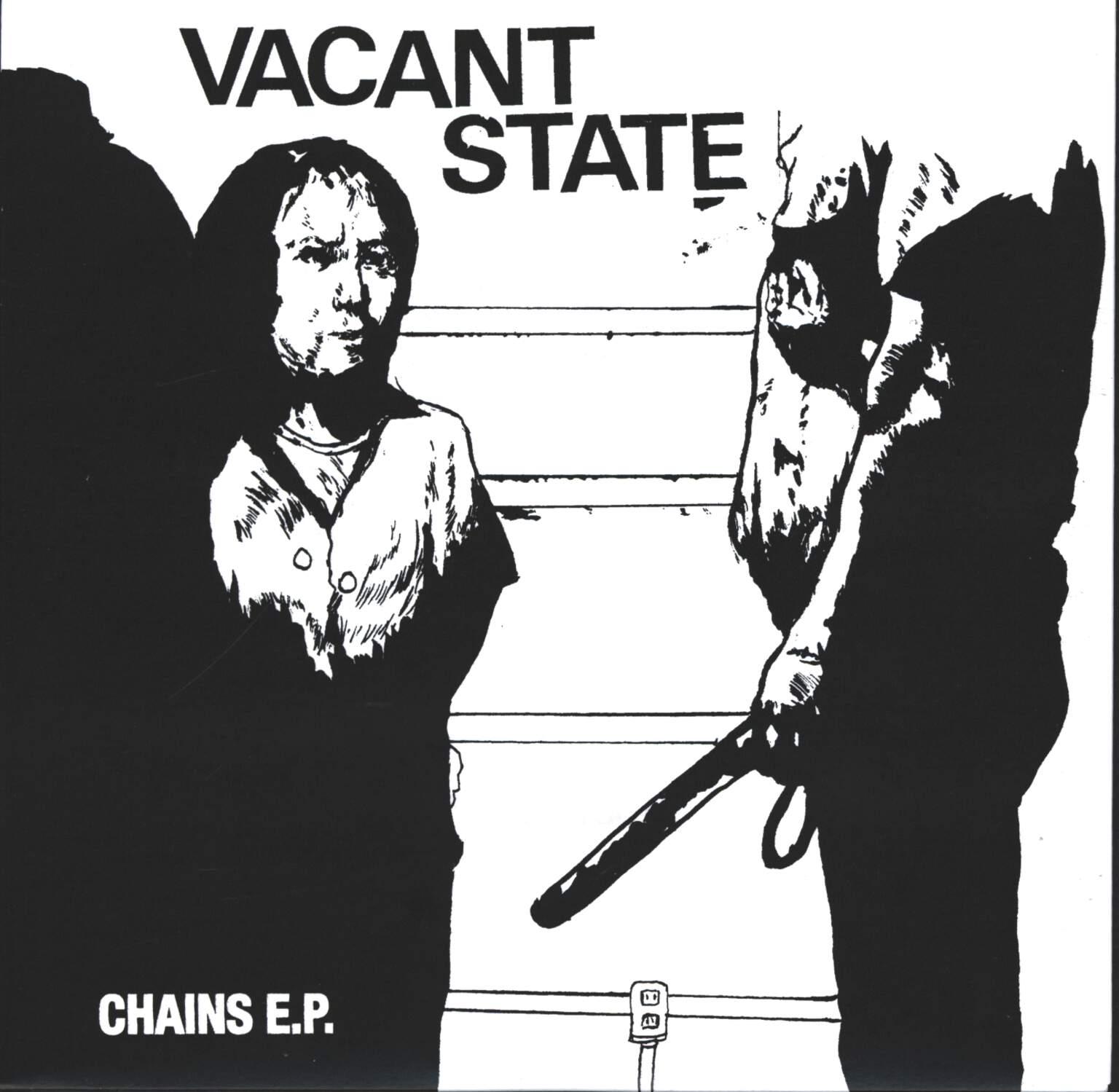 "Vacant State: Chains E.P., 7"" Single (Vinyl)"