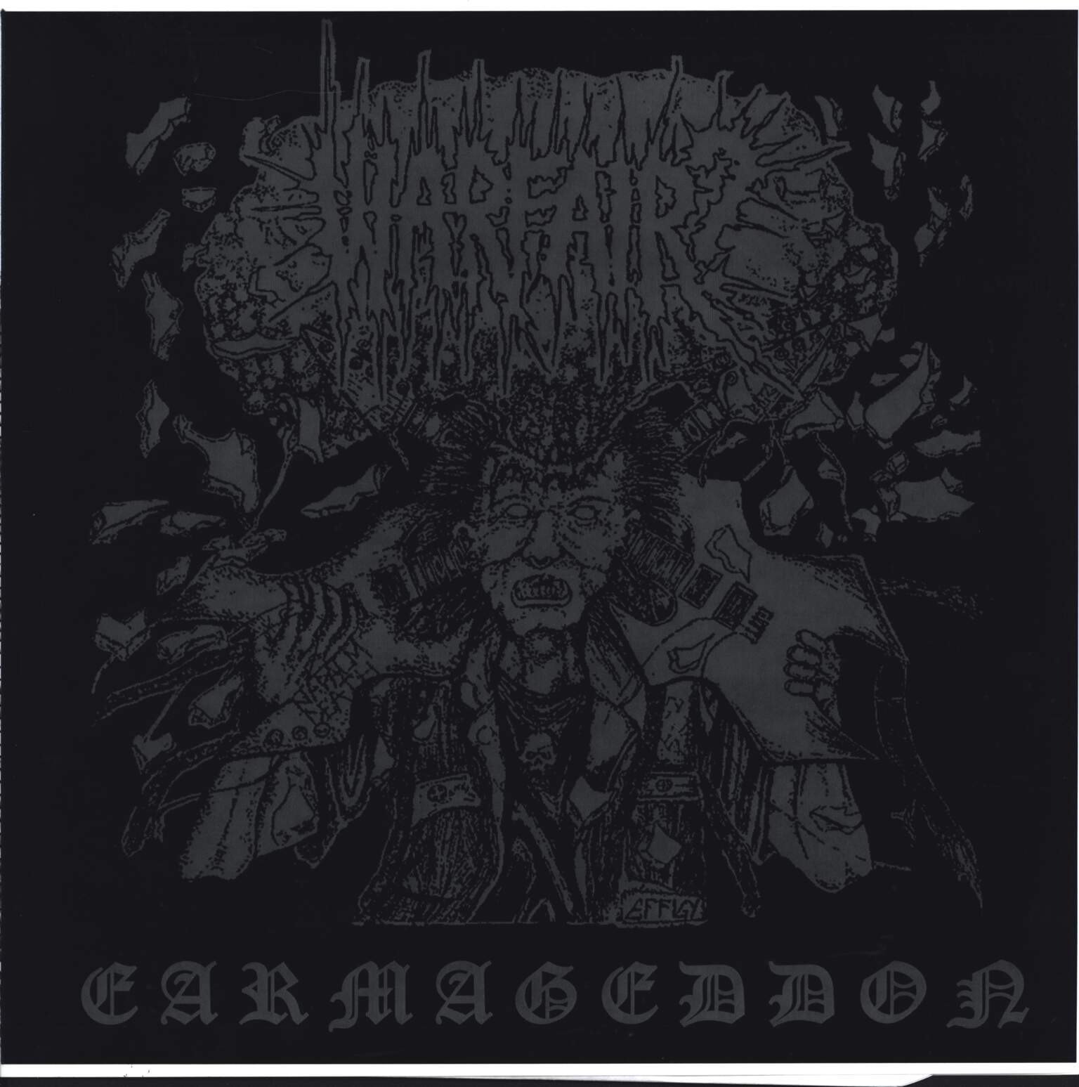 "Warfair?: Earmageddon, 12"" Maxi Single (Vinyl)"