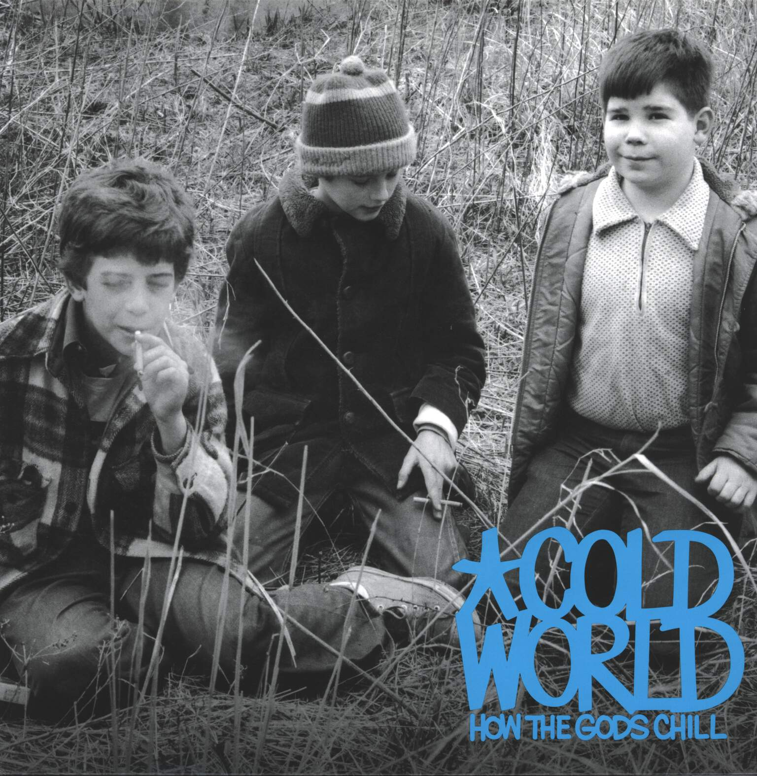 Cold World: How The Gods Chill, LP (Vinyl)