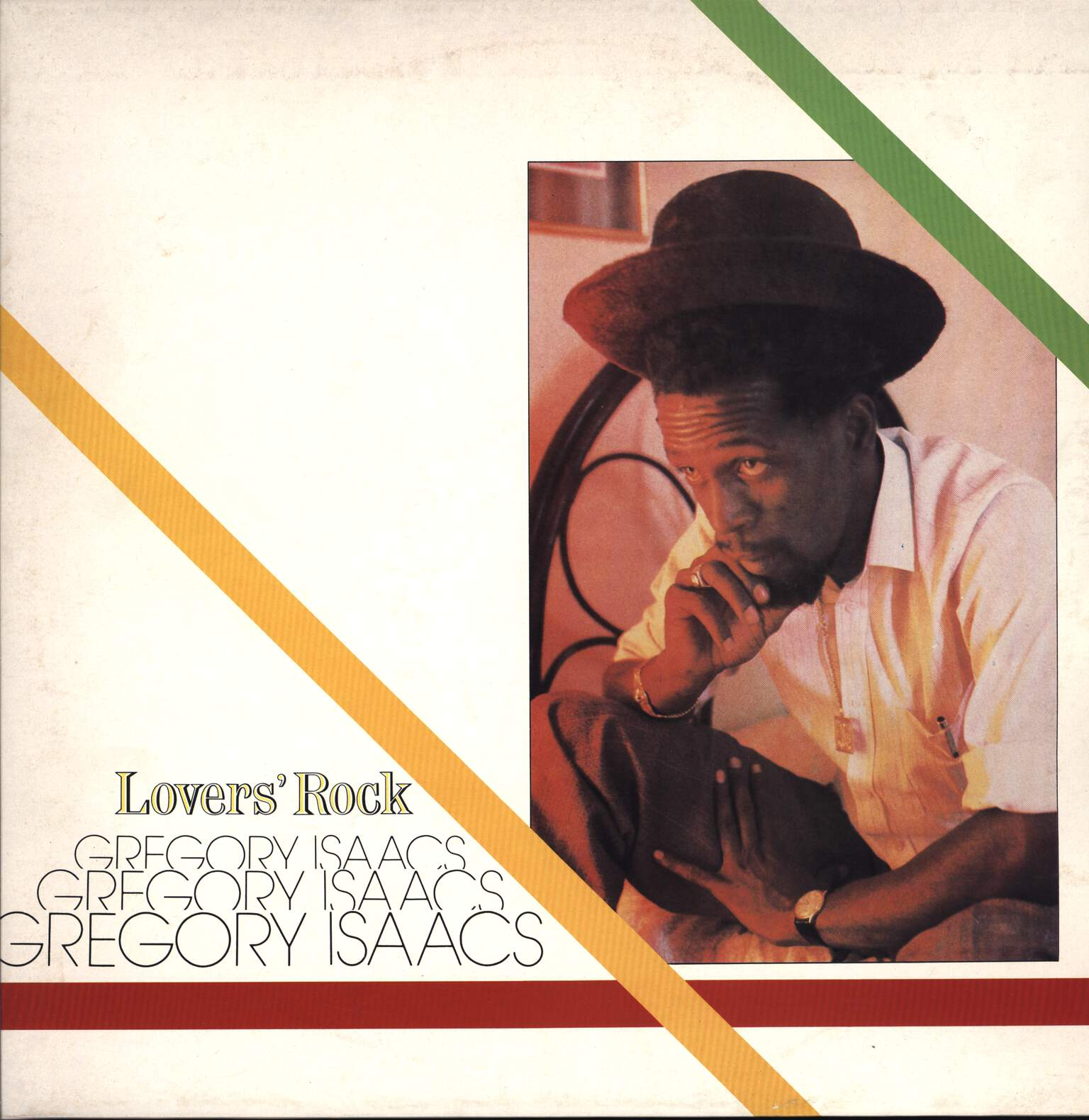 Gregory Isaacs: Lovers' Rock, LP (Vinyl)