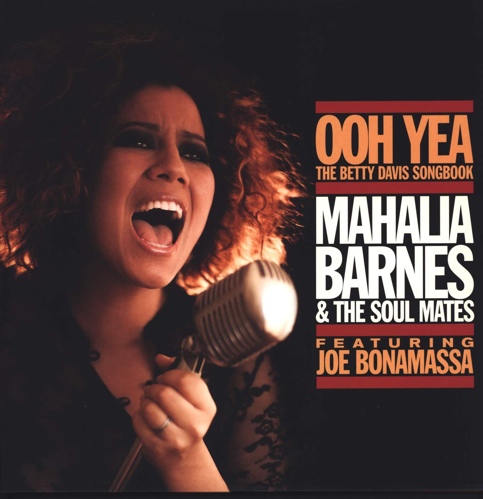 "Mahalia Barnes: Ooh Yea ""The Betty Davis Songbook"", LP (Vinyl)"