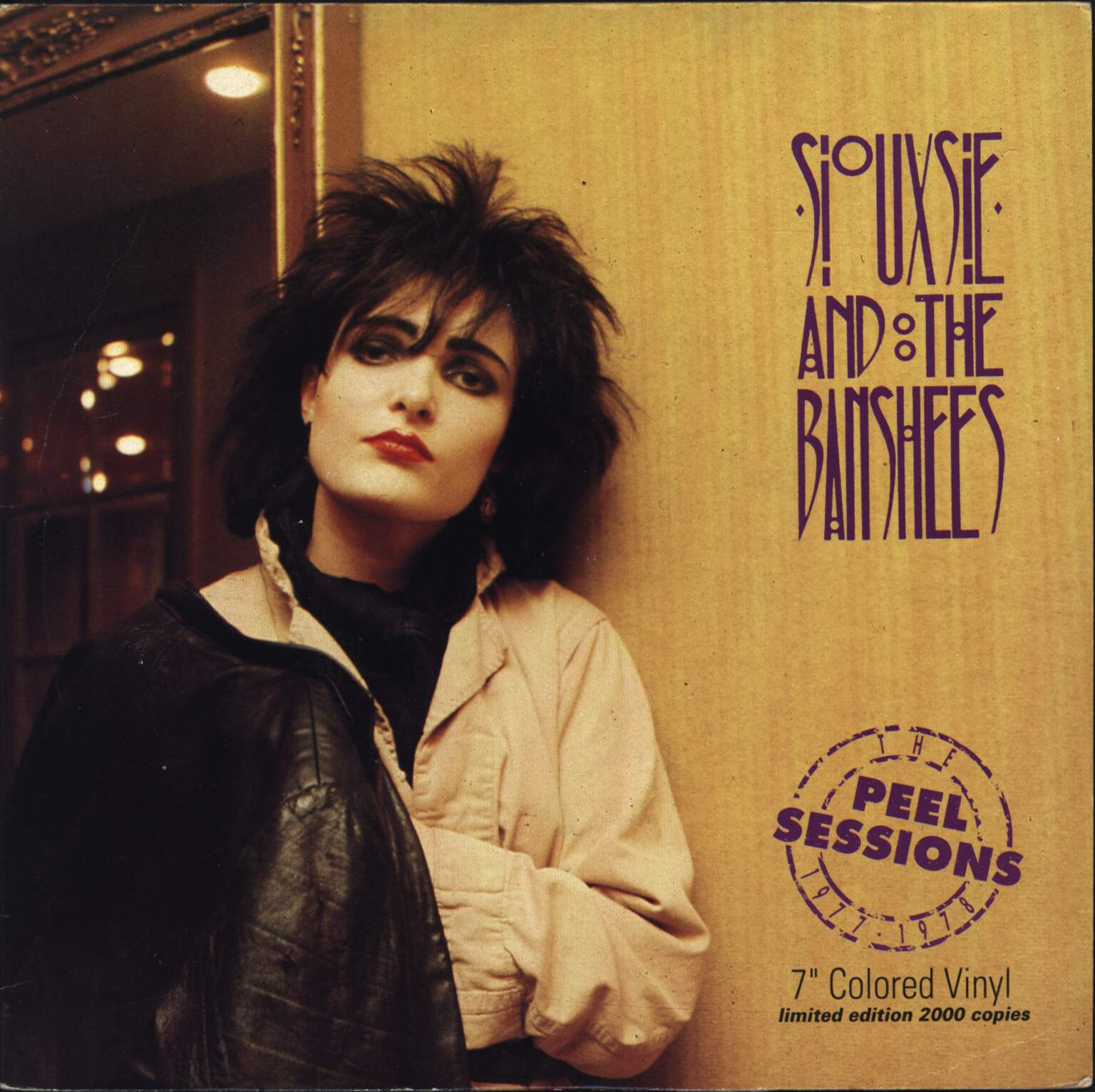 "Siouxsie & the Banshees: The Peel Sessions 1977-1978, 7"" Single (Vinyl)"