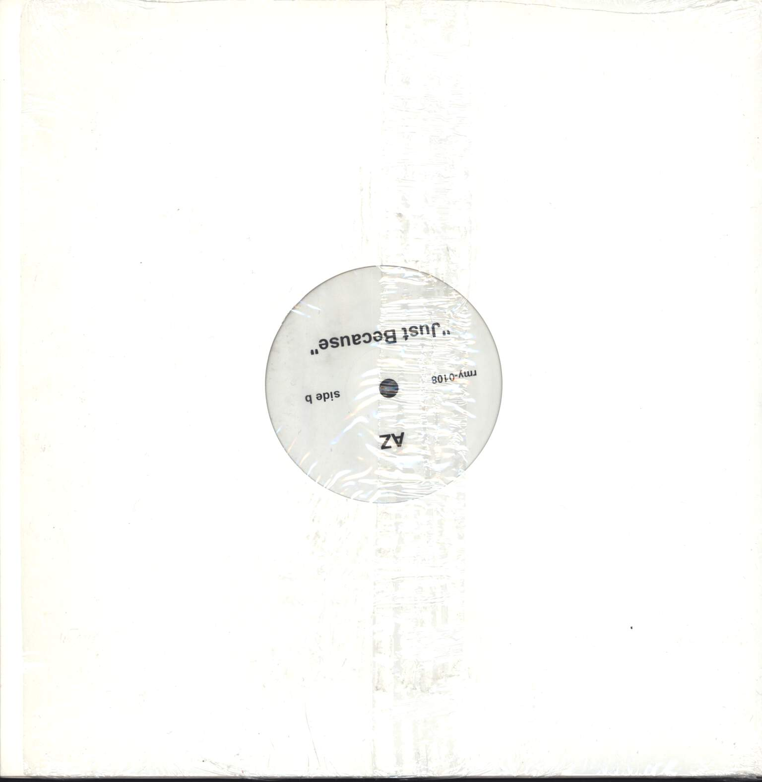 "Da Ranjahz: Bullet Proof / Just Because, 12"" Maxi Single (Vinyl)"