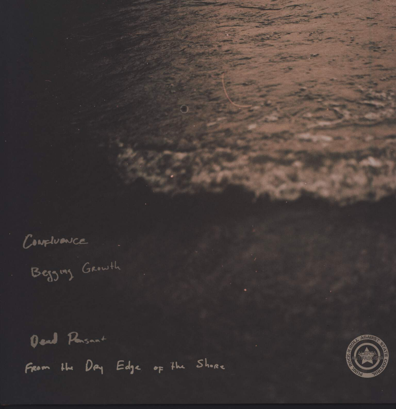 Pray For Teeth: From The Dry Edge Of The Shore, LP (Vinyl)