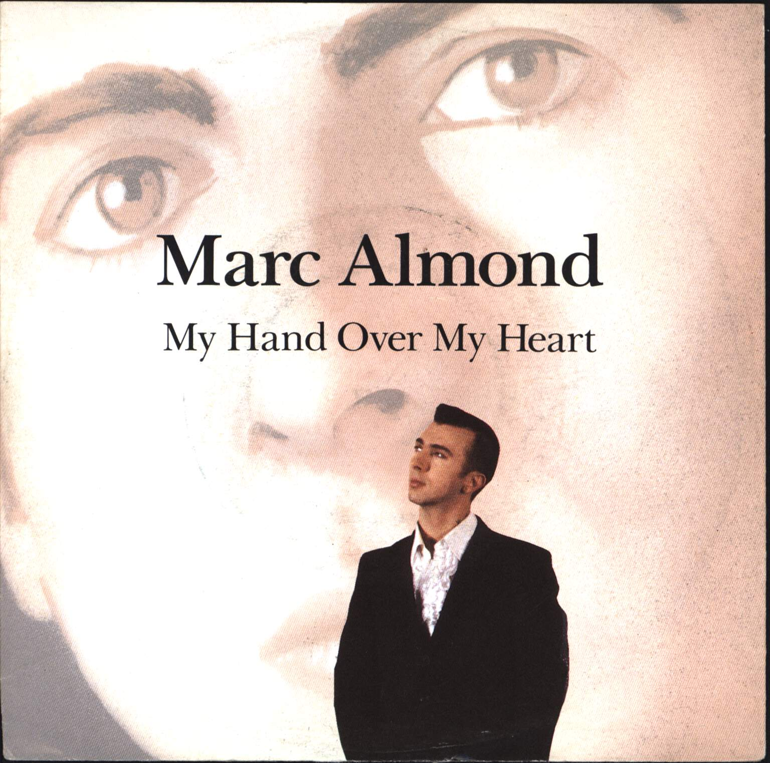 "Marc Almond: My Hand Over My Heart, 7"" Single (Vinyl)"