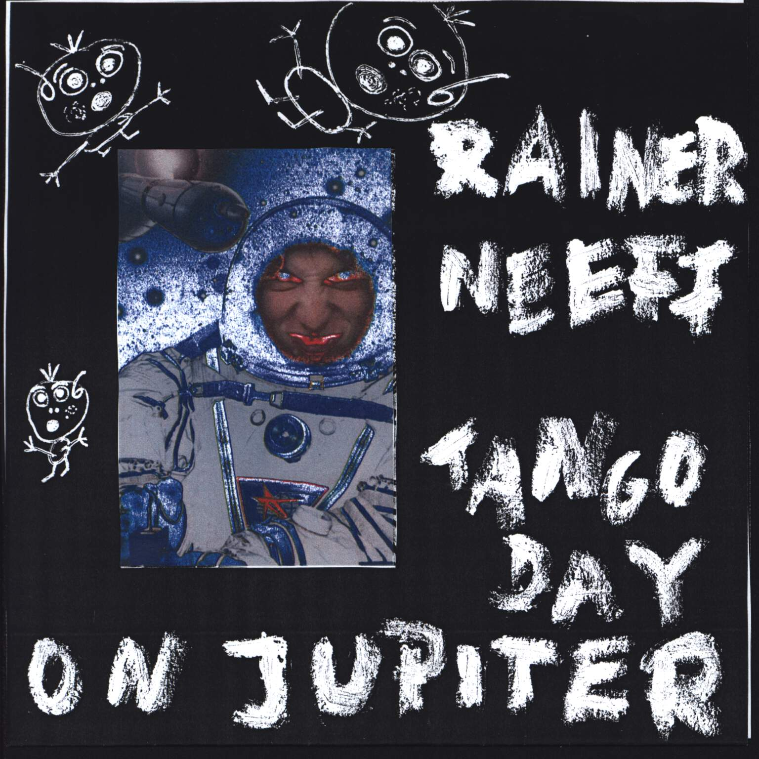 Rainer Neeff: Tango Day On Jupiter (Transformated Version), CD