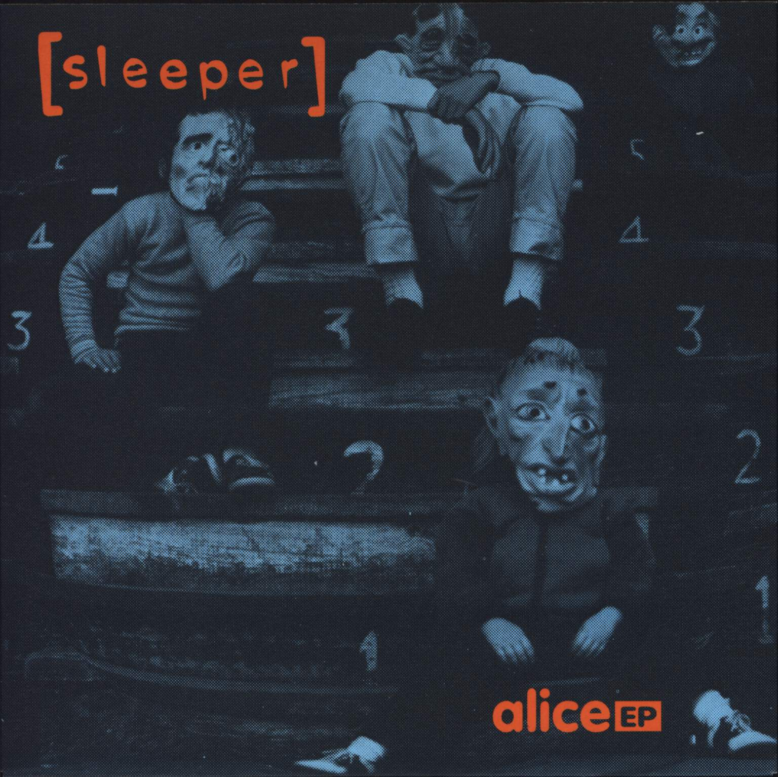 "Sleeper: Alice EP, 7"" Single (Vinyl)"