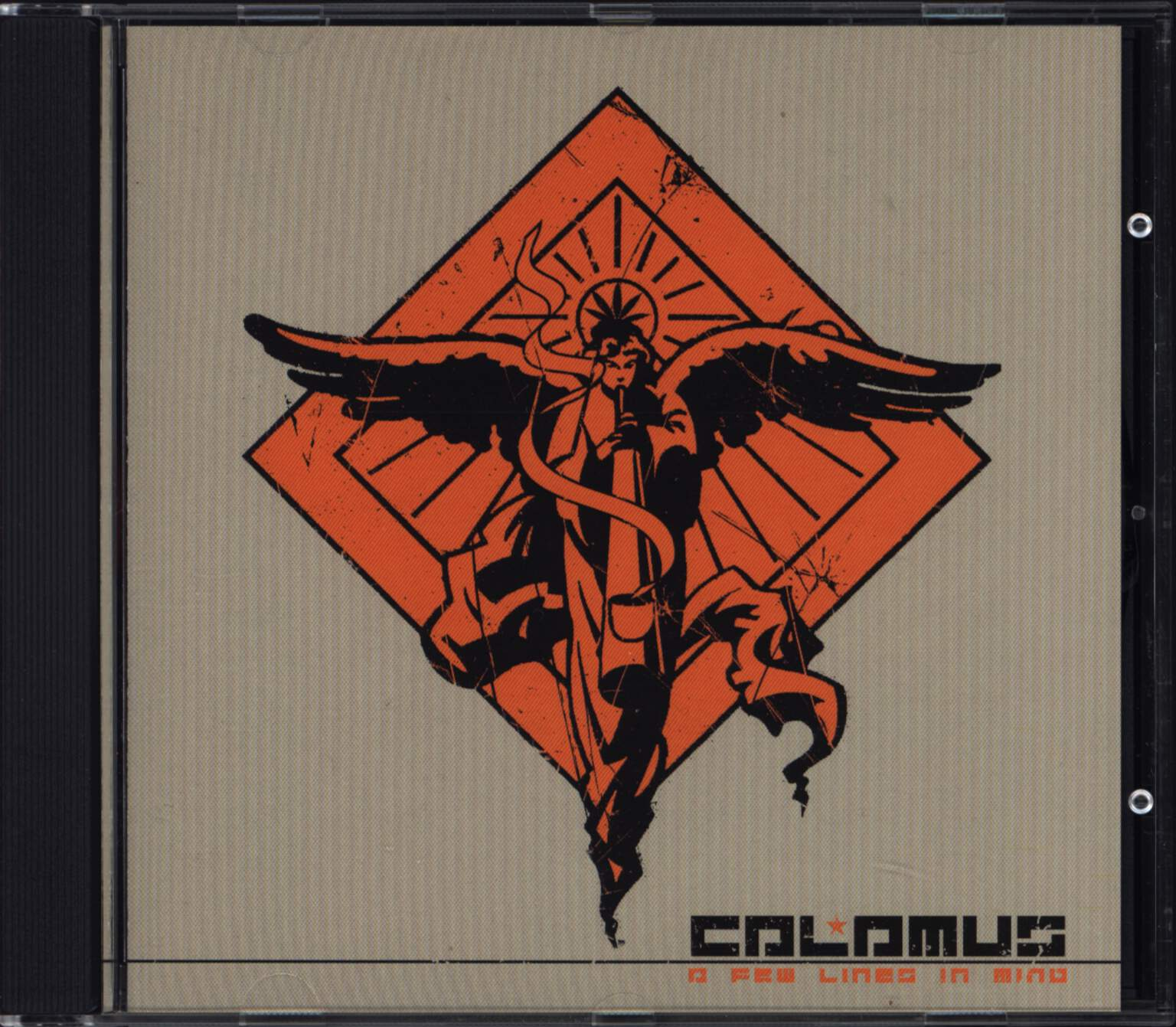 Calamus: A Few Lines In Mind, Mini CD
