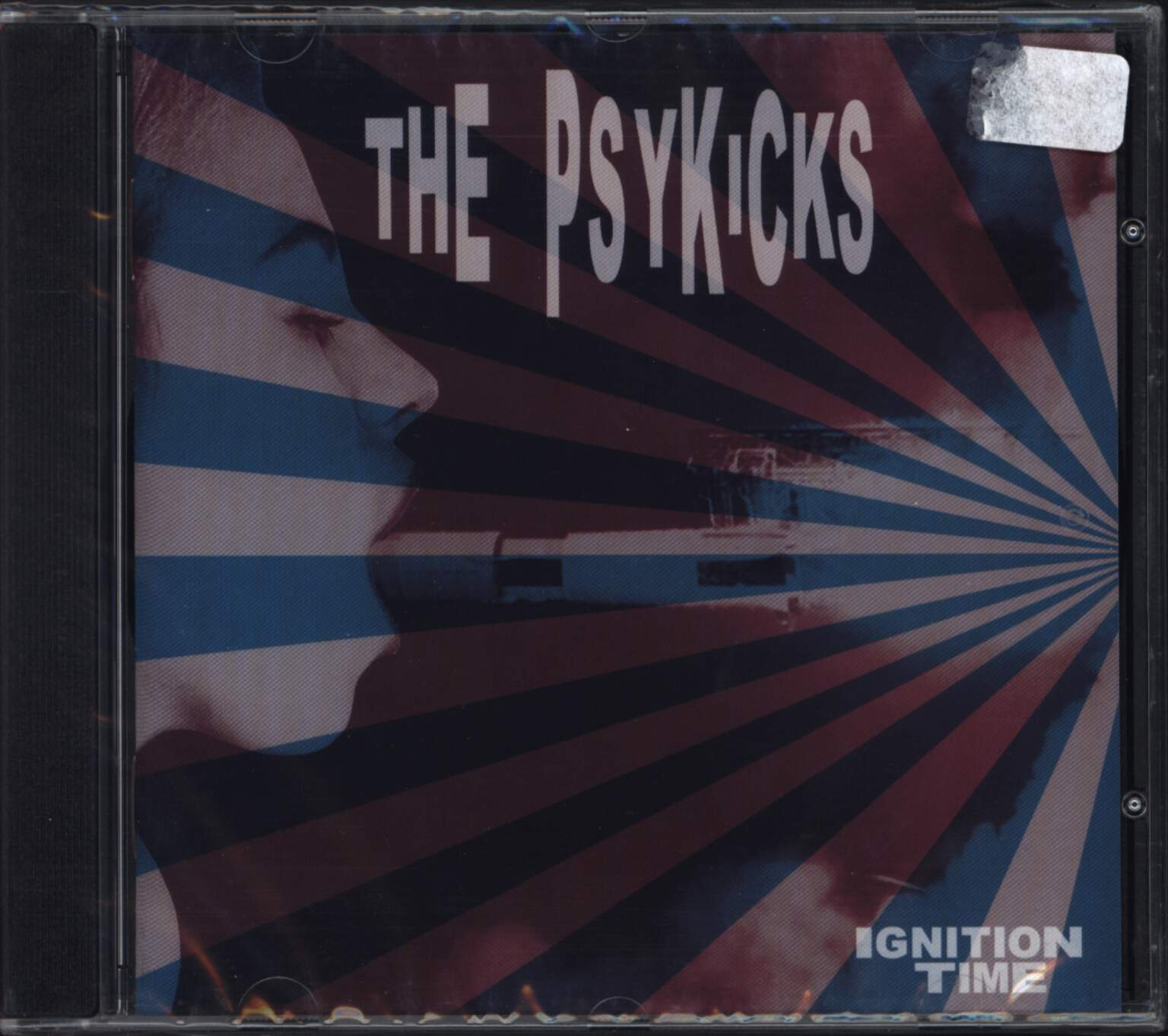 The Psykicks: Ignition Time, CD