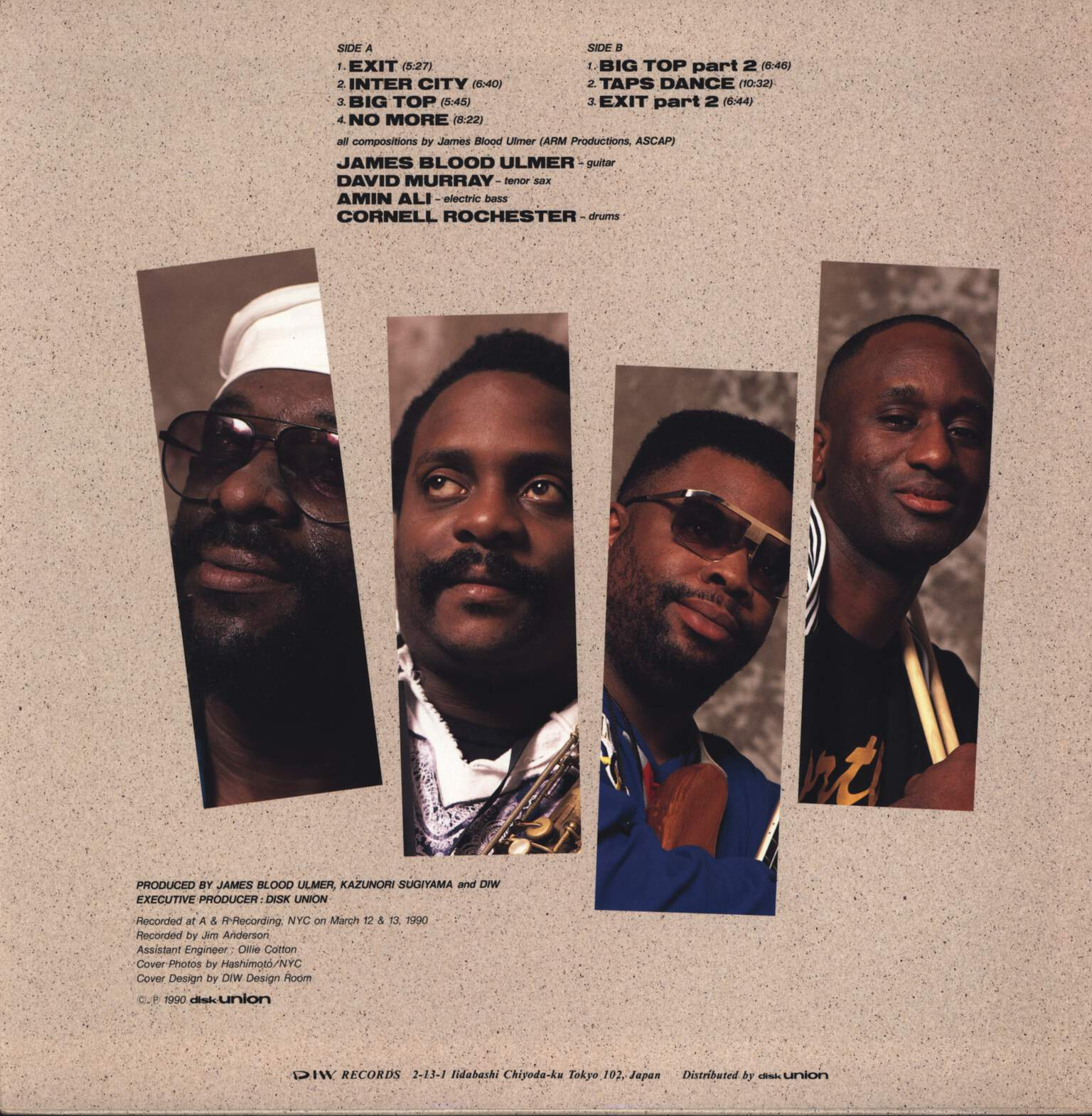 Music Revelation Ensemble: Elec.Jazz, LP (Vinyl)