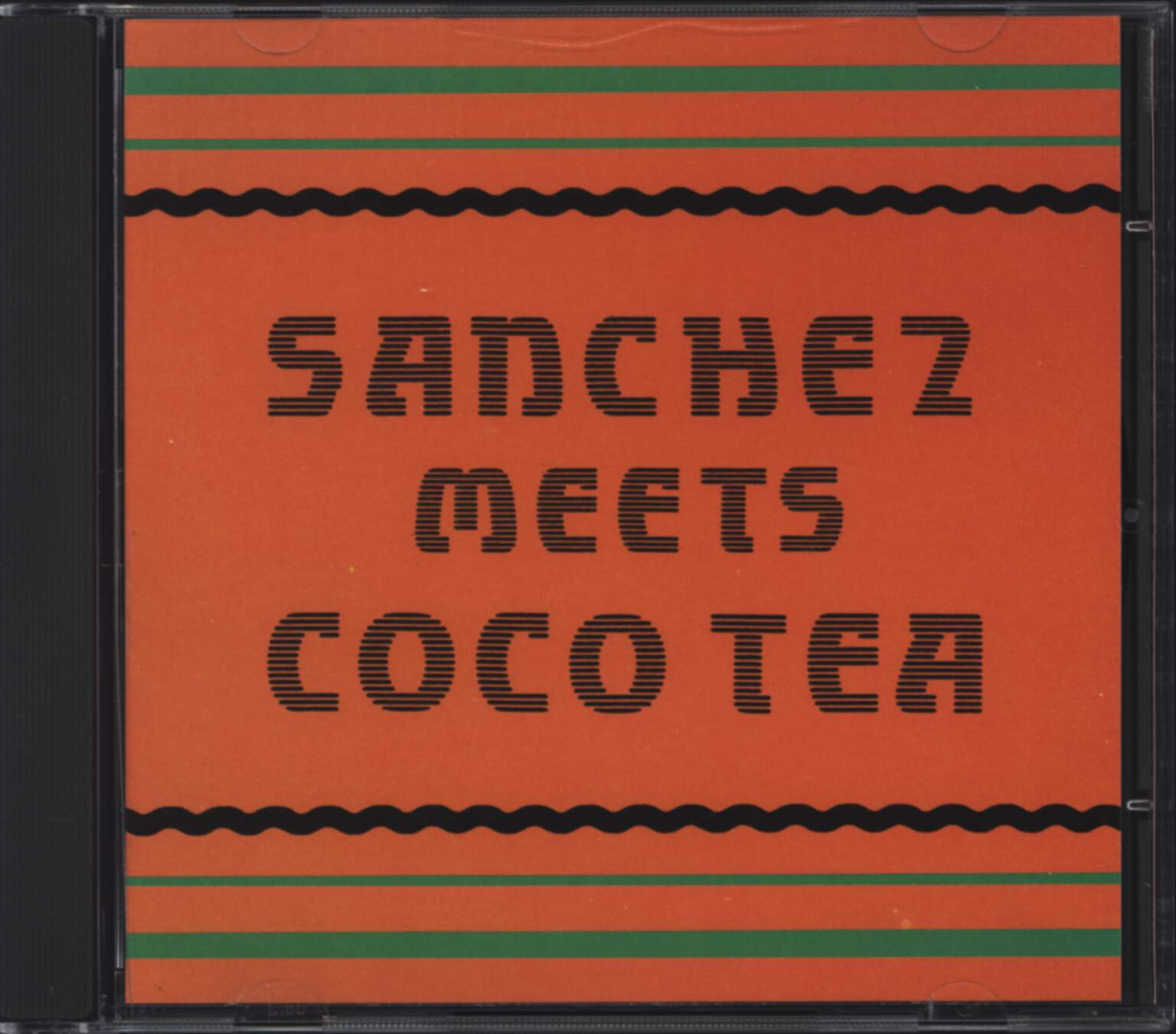 Sanchez: Sanchez Meets Coco Tea, CD