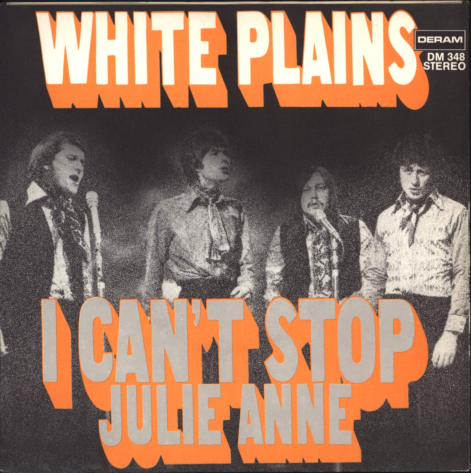 "White Plains: I Can't Stop, 7"" Single (Vinyl)"