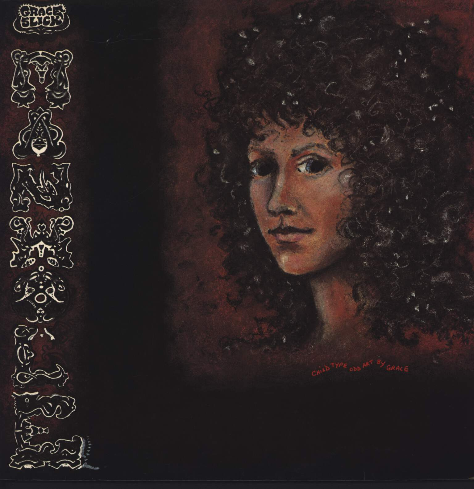 Grace Slick: Manhole, LP (Vinyl)