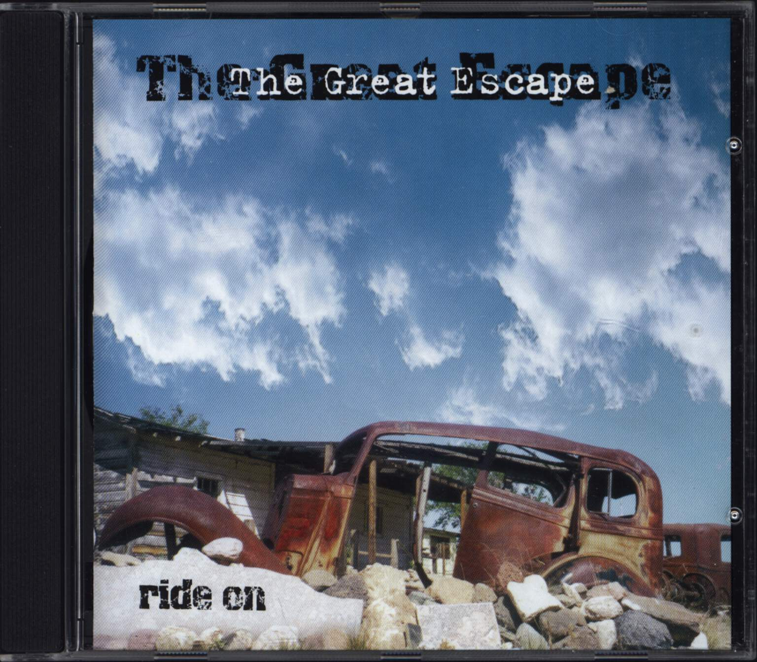 The Great Escape: Ride On, CD
