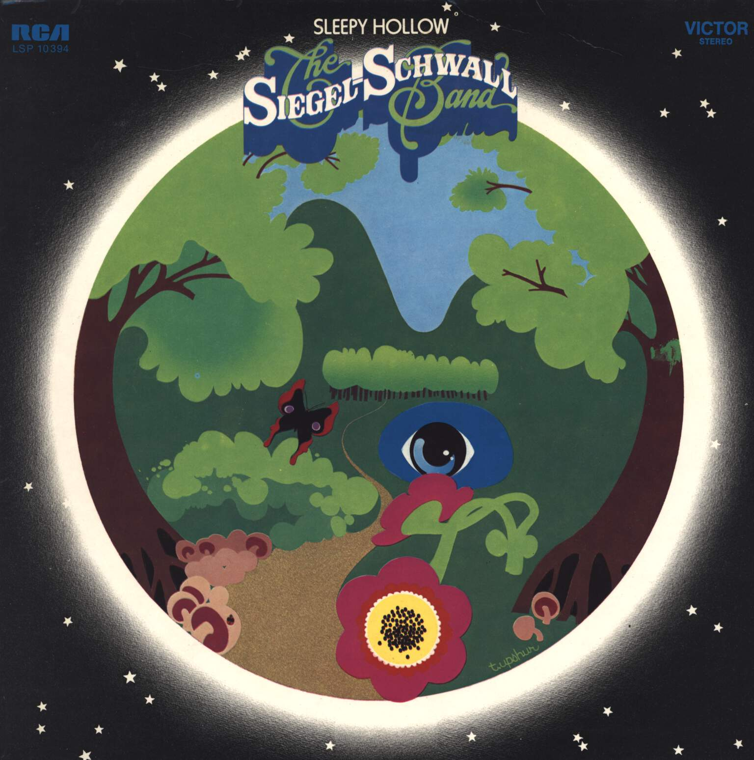 The Siegel-Schwall Band: Sleepy Hollow, LP (Vinyl)