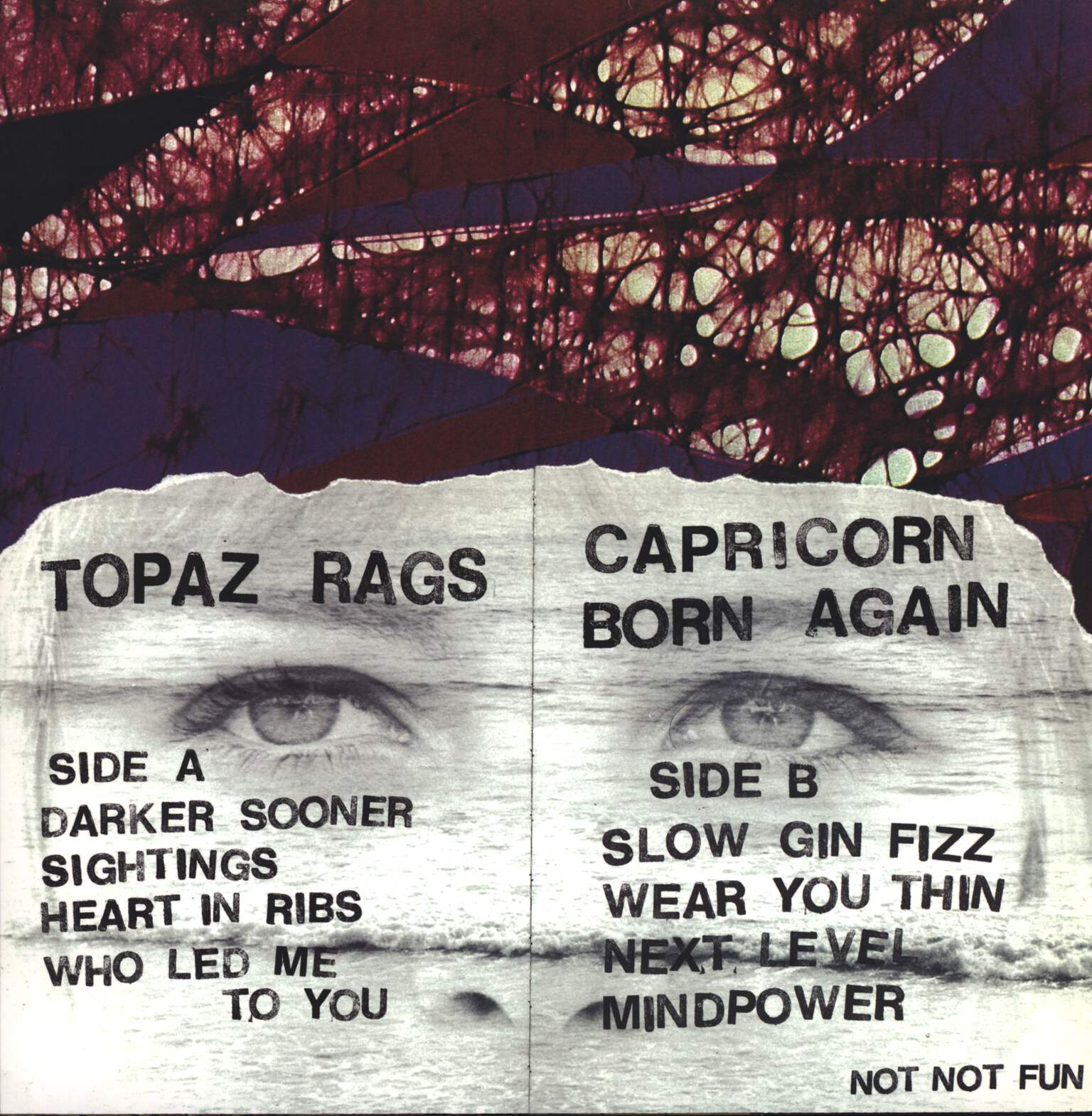 Topaz Rags: Capricorn Born Again, LP (Vinyl)