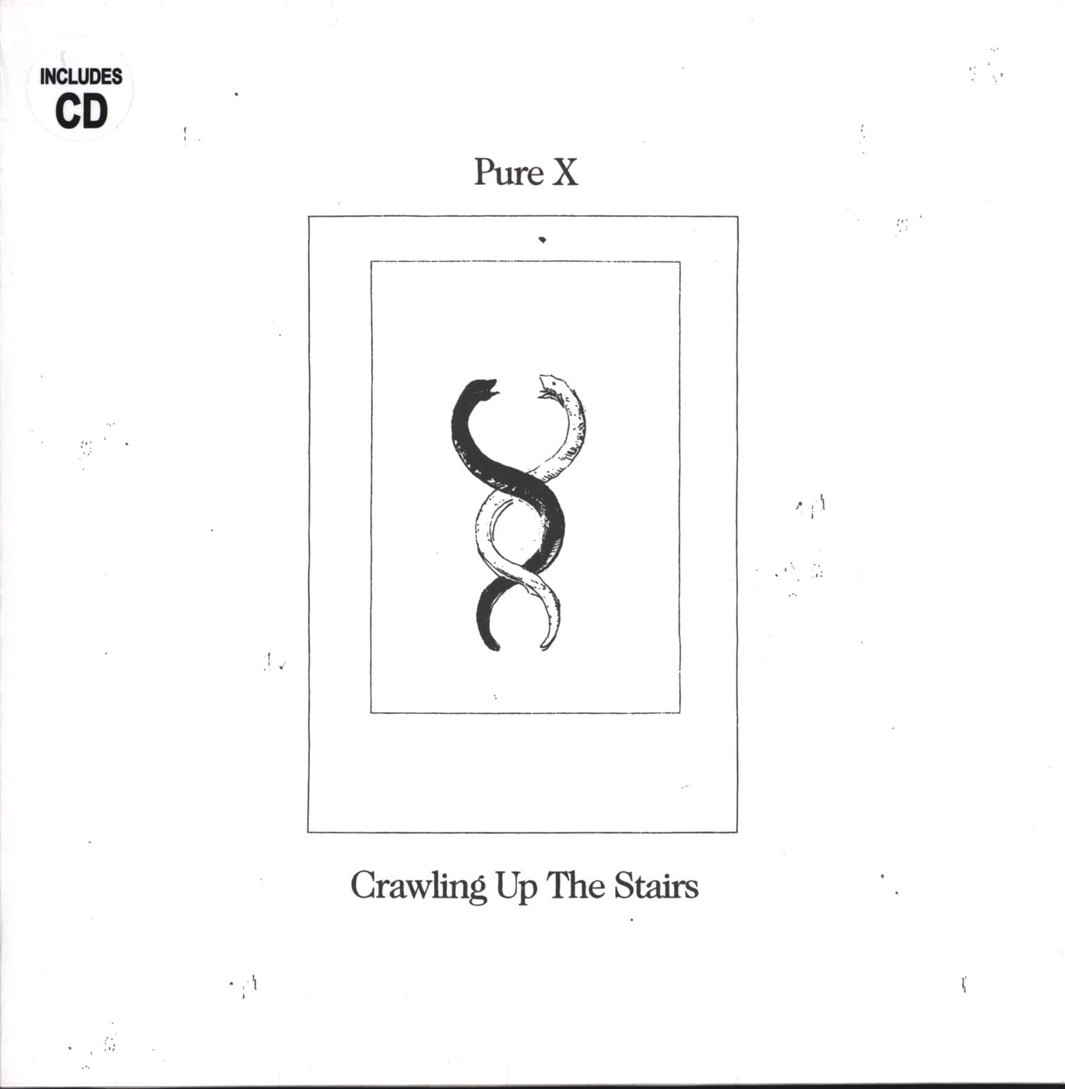 Pure X: Crawling Up The Stairs, LP (Vinyl)