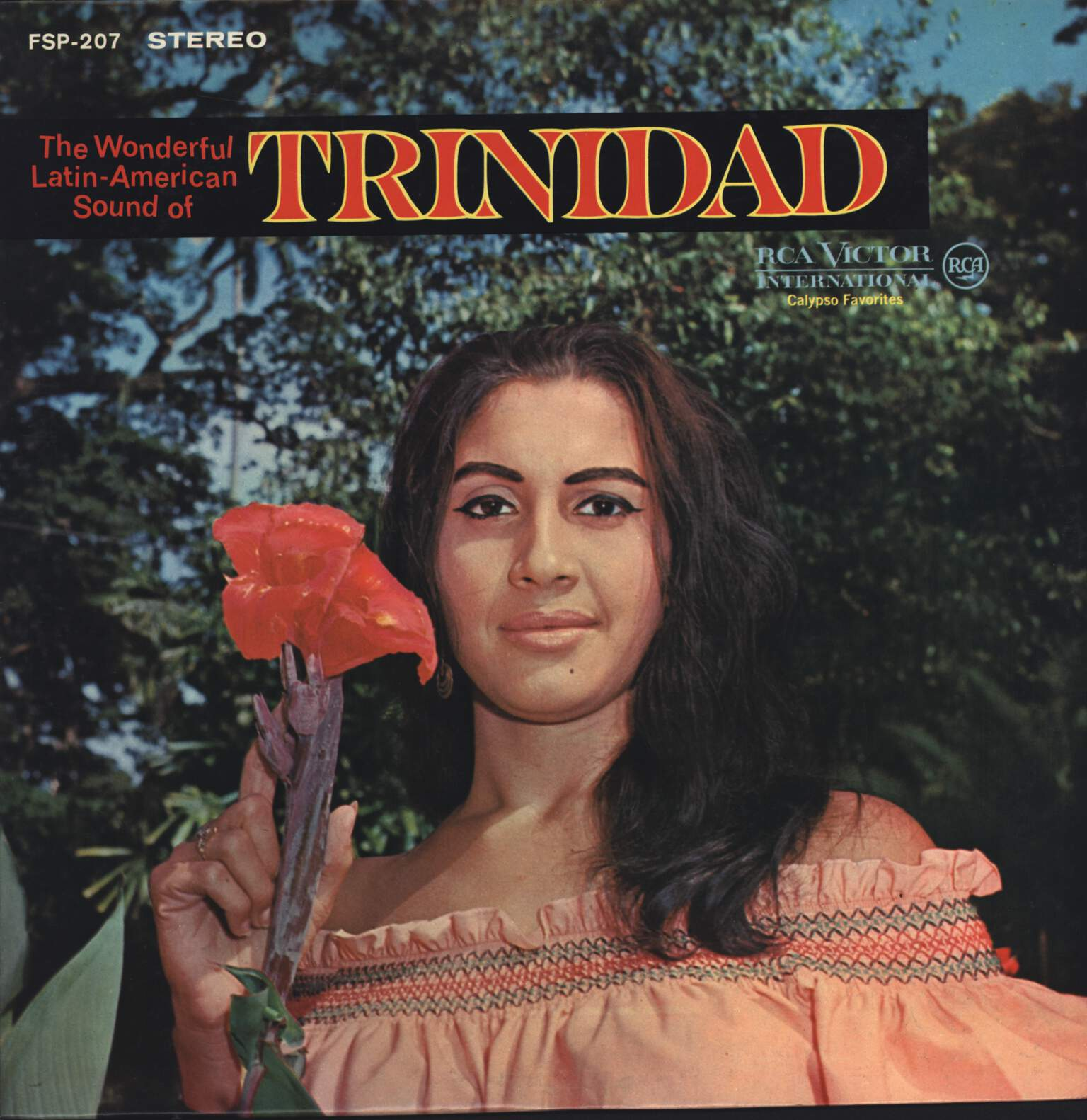 The Trade Winds: The Wonderful Latin-American Sound Of Trinidad, LP (Vinyl)