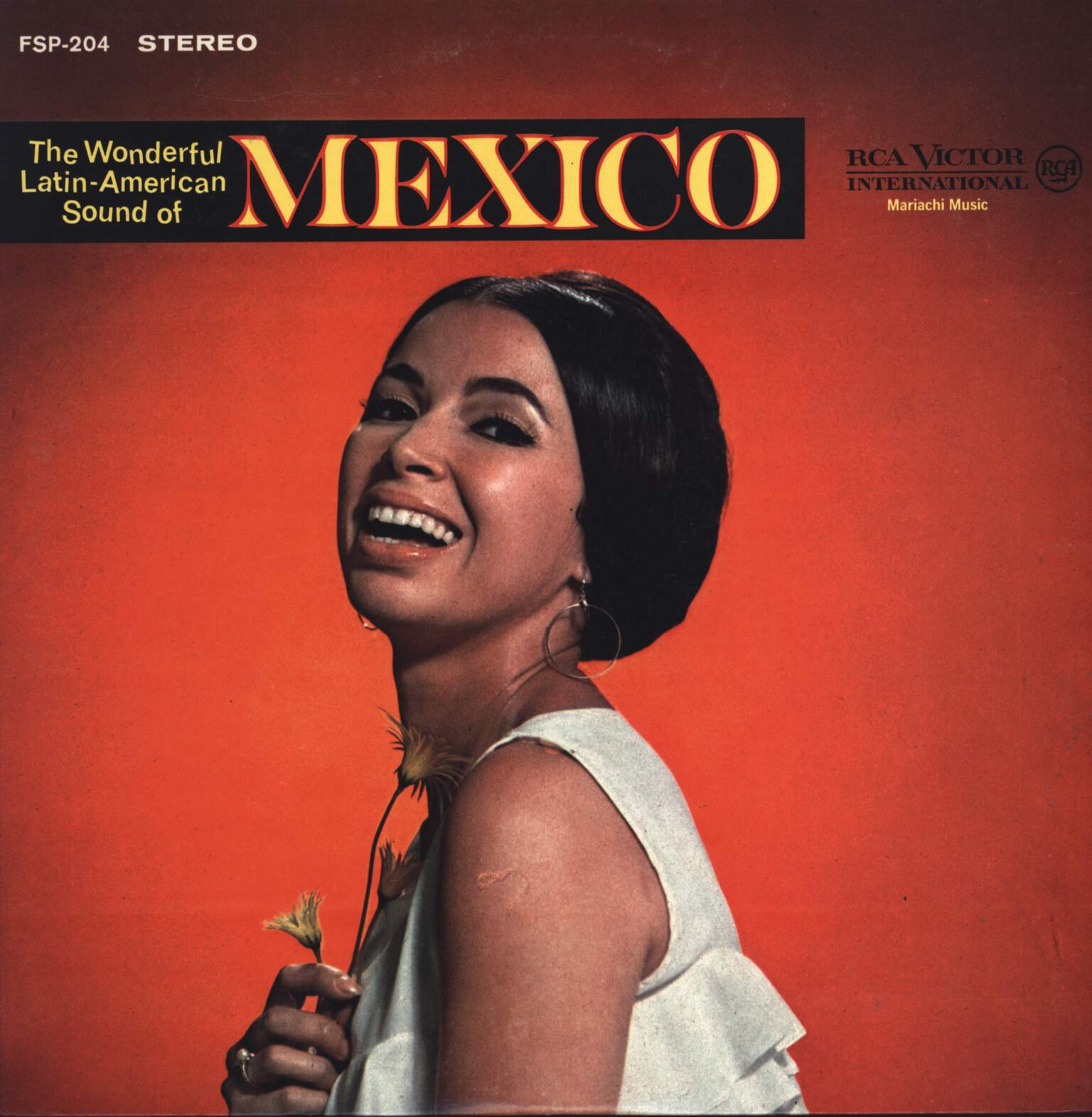 The Mariachi Vargas De Tecalitlan: The Wonderful Latin American Sound Of Mexico, LP (Vinyl)
