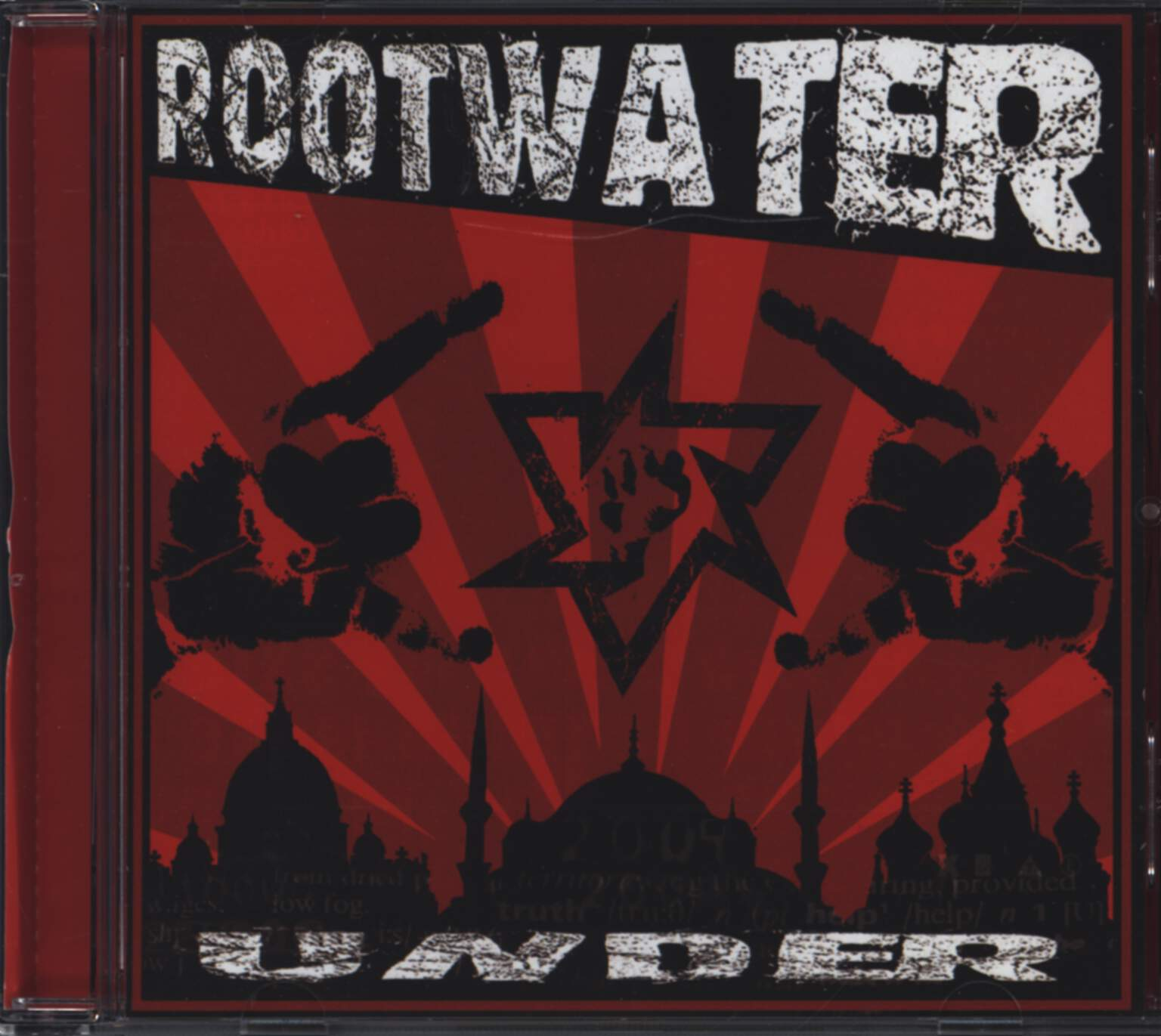 Rootwater: Under, CD