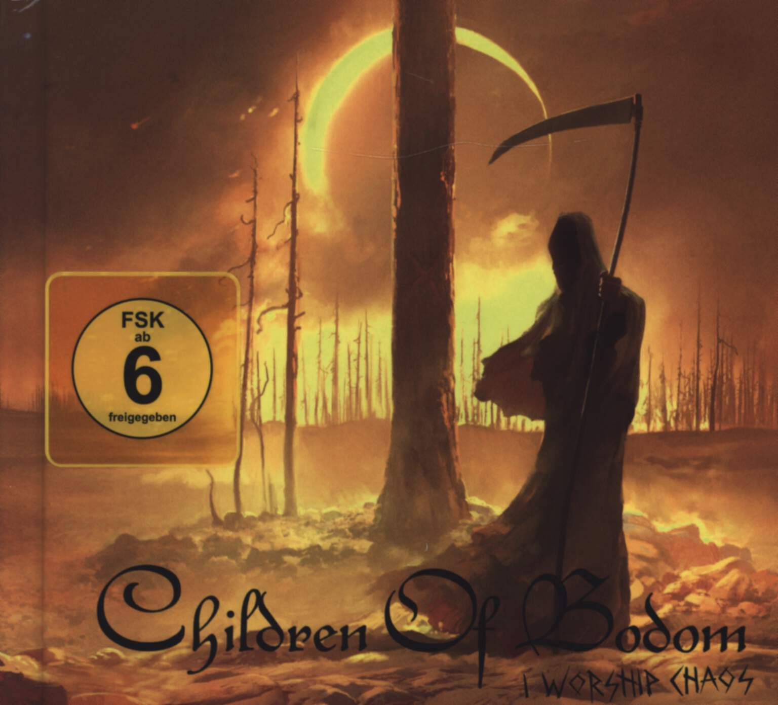 Children Of Bodom: I Worship Chaos, CD