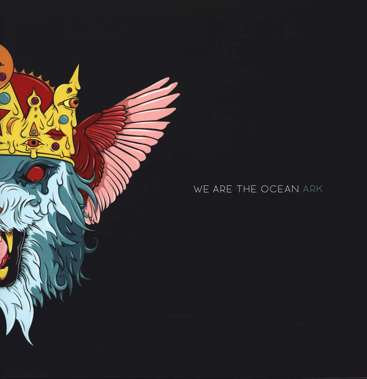 We Are The Ocean: Ark, LP (Vinyl)