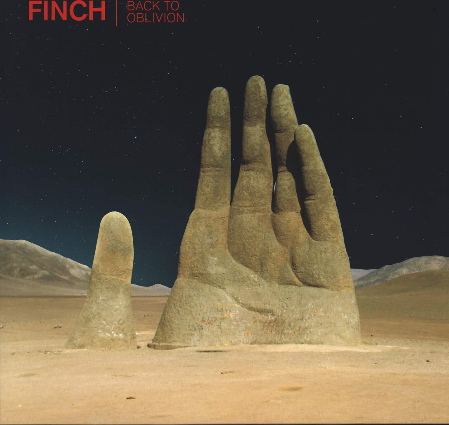 Finch: Back To Oblivion, LP (Vinyl)