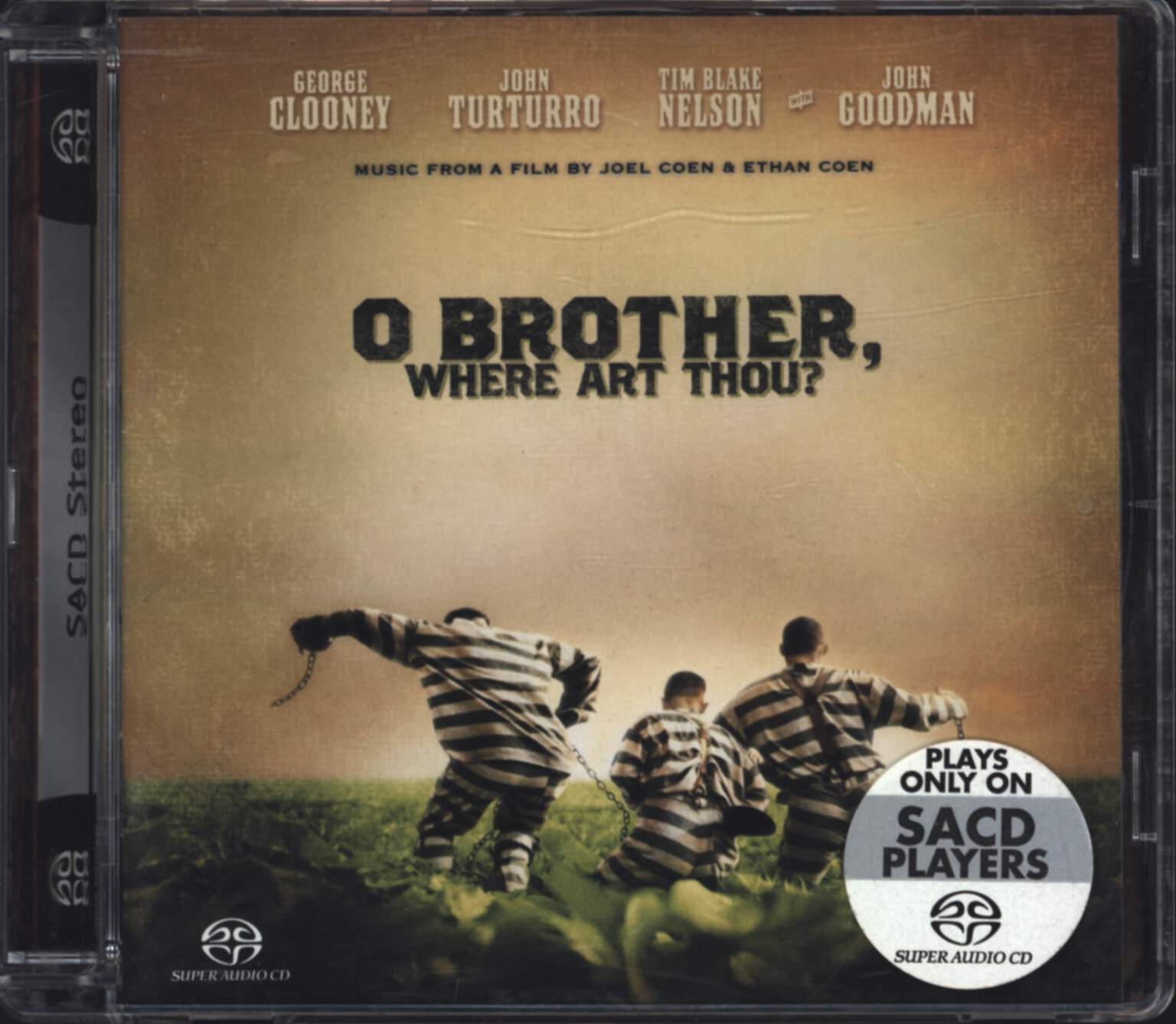 Various: O Brother, Where Art Thou?, CD