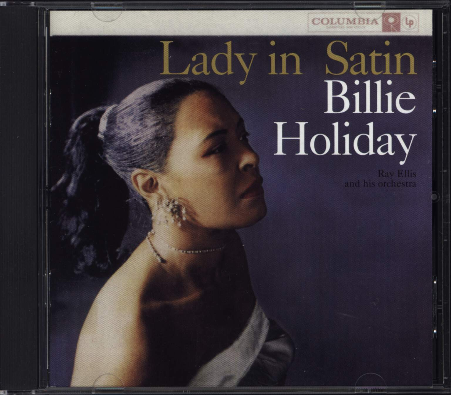 Billie Holiday: Lady In Satin, CD
