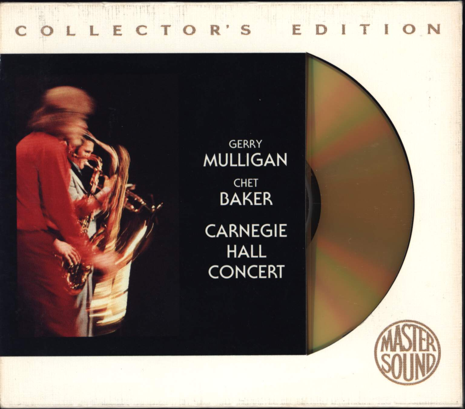 Gerry Mulligan: Carnegie Hall Concert, CD