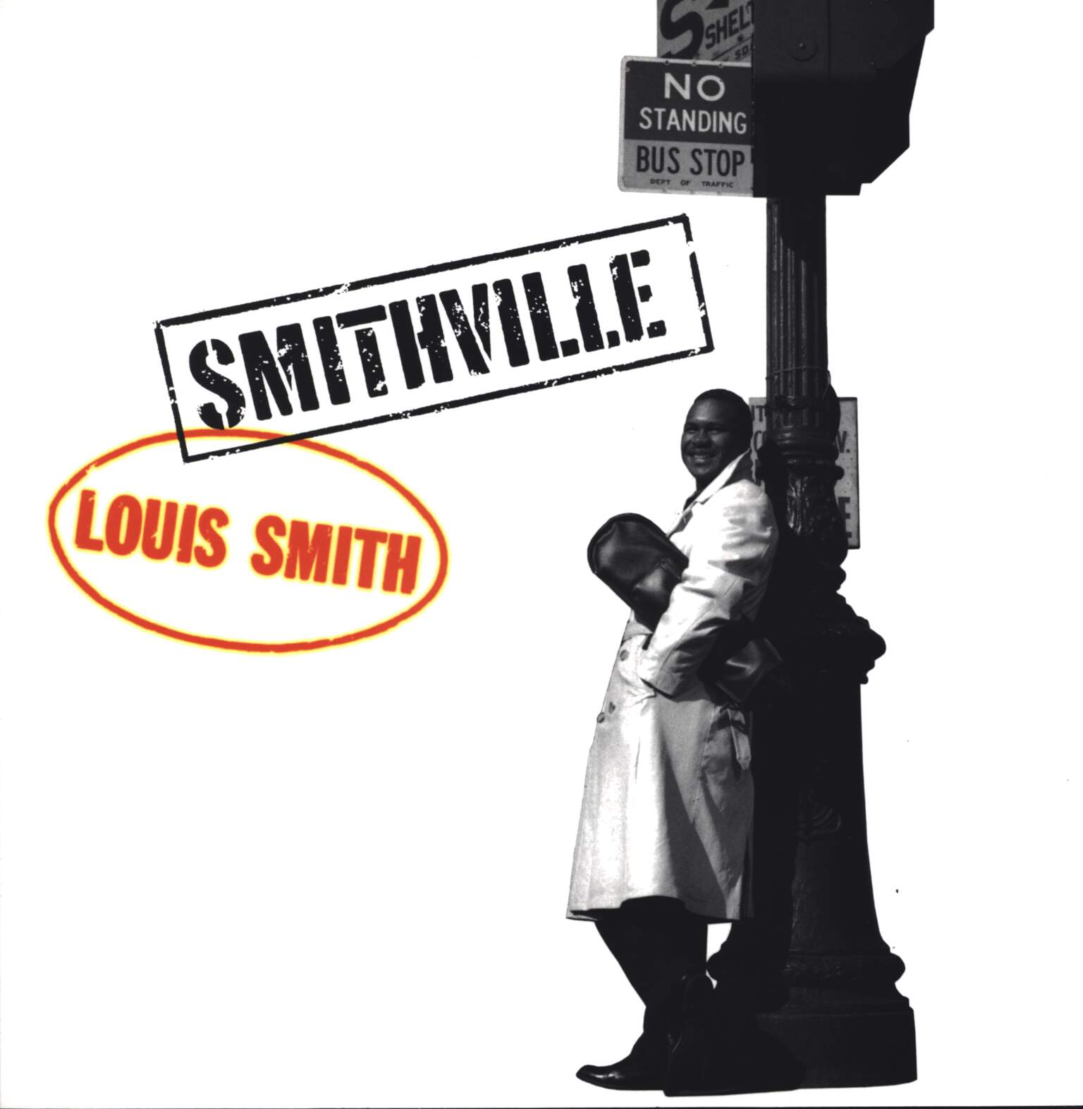 Louis Smith: Smithville, LP (Vinyl)