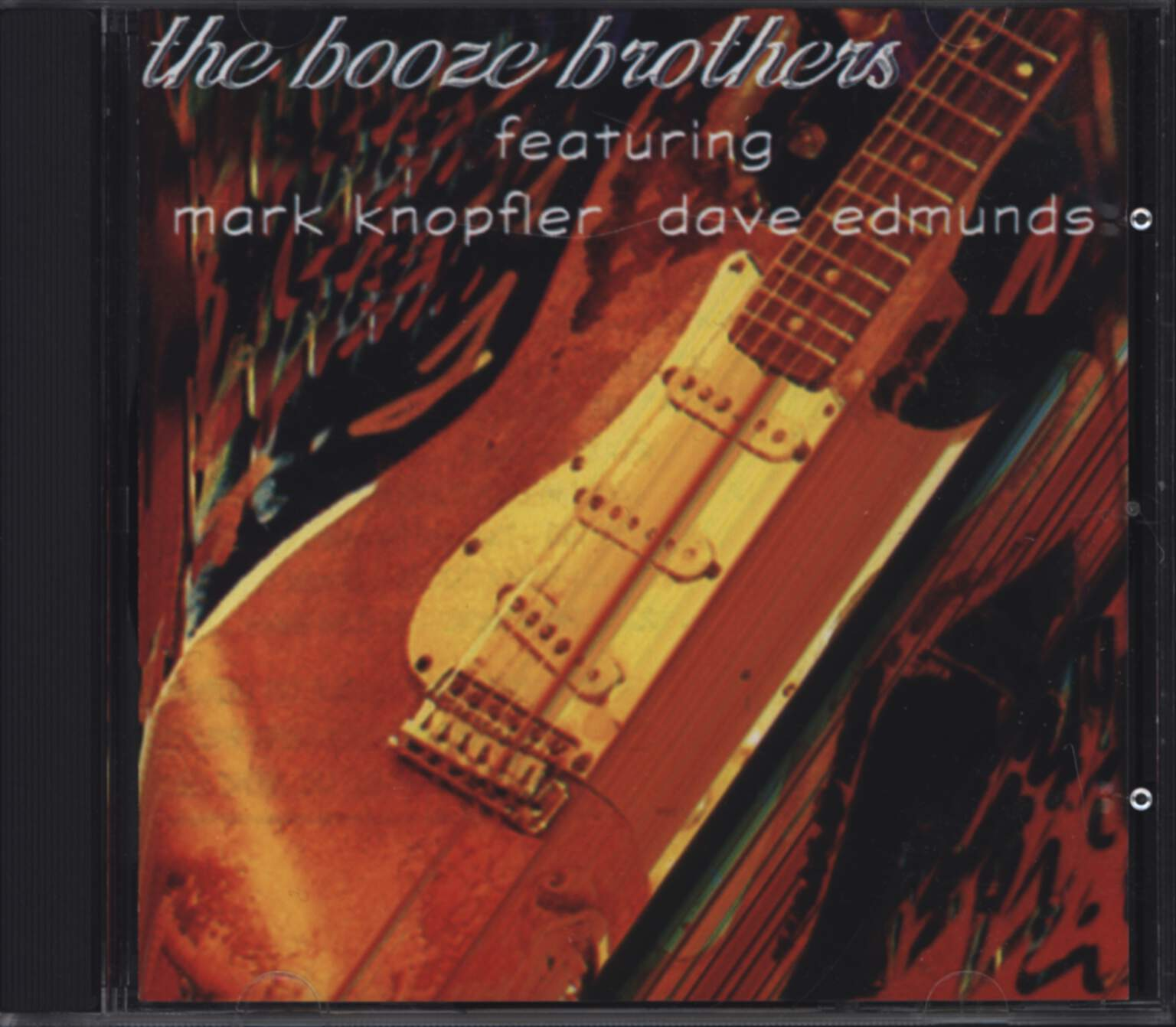 Brewers Droop: The Booze Brothers, CD
