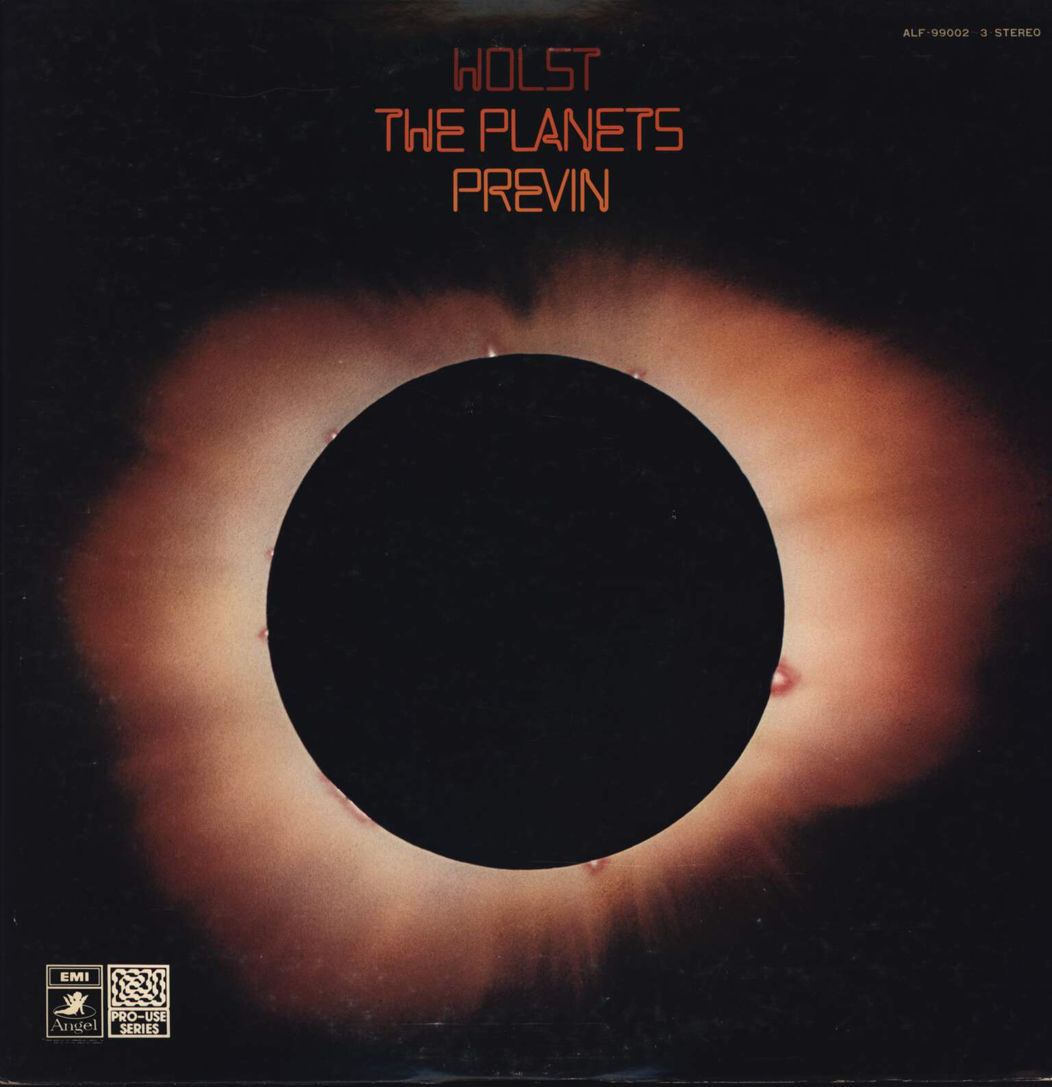 Gustav Holst: The Planets, Op. 32, LP (Vinyl)