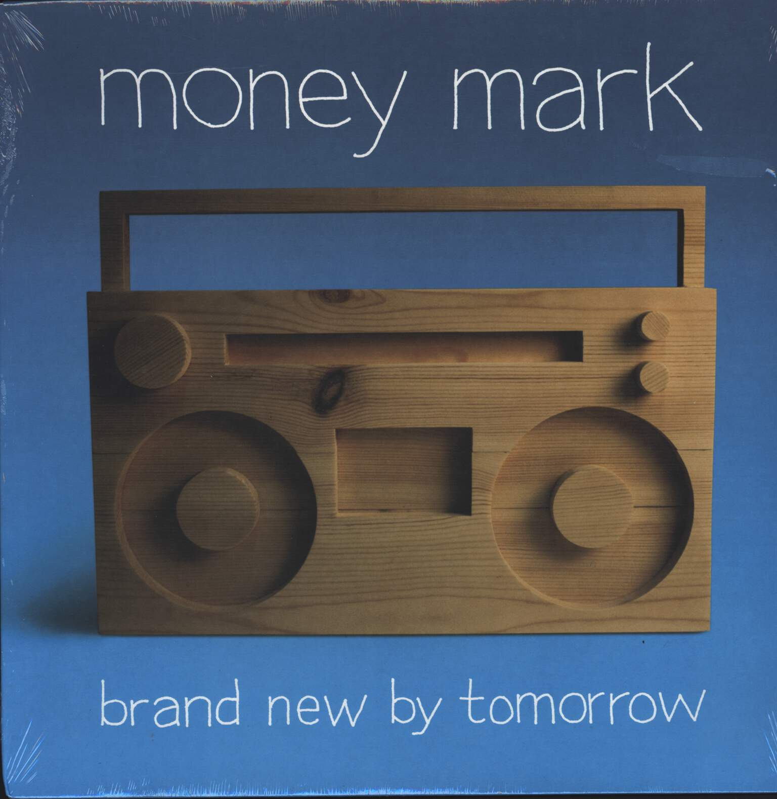 Money Mark: Brand New By Tomorrow, LP (Vinyl)
