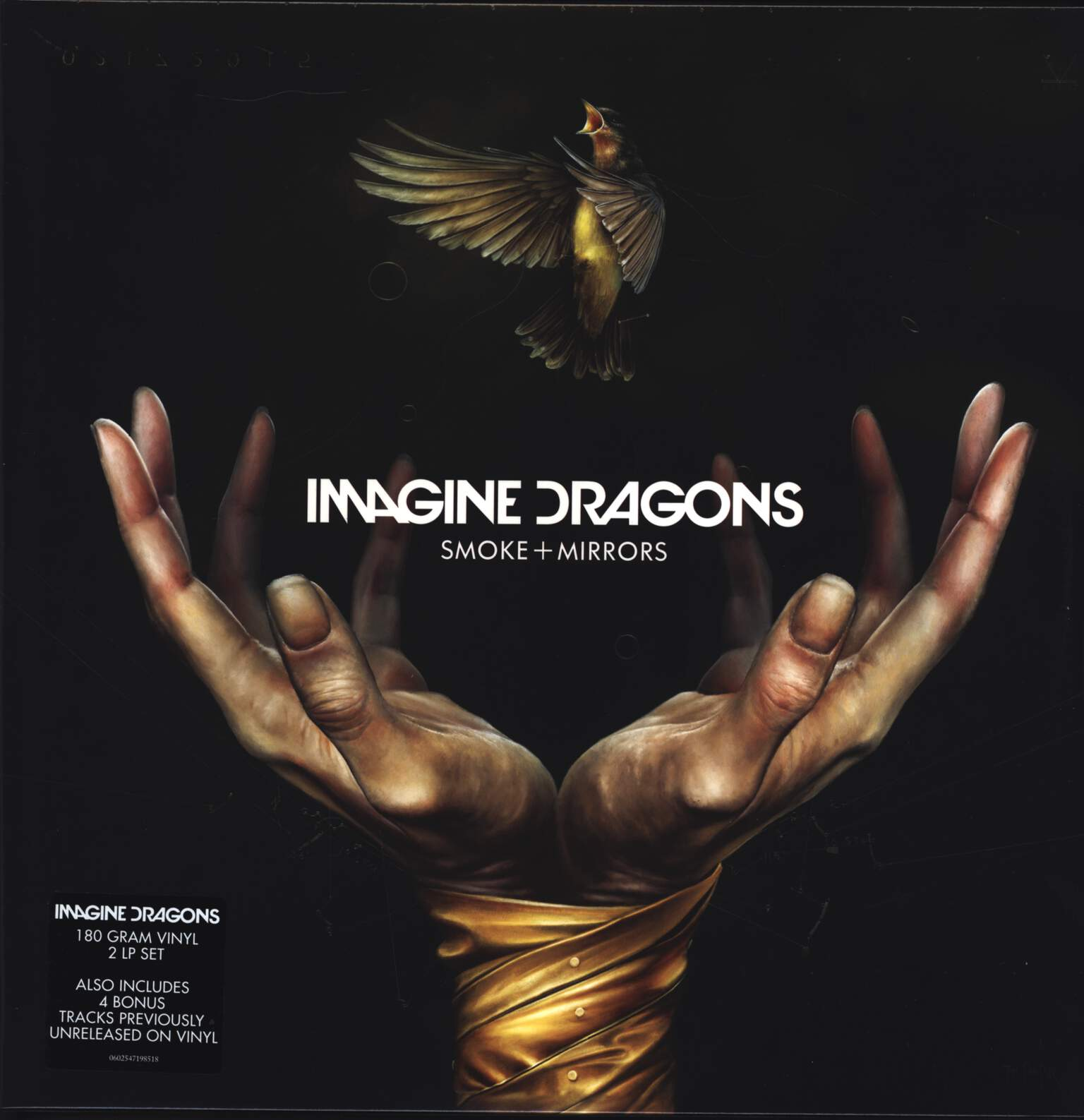 Imagine Dragons: Smoke + Mirrors, LP (Vinyl)