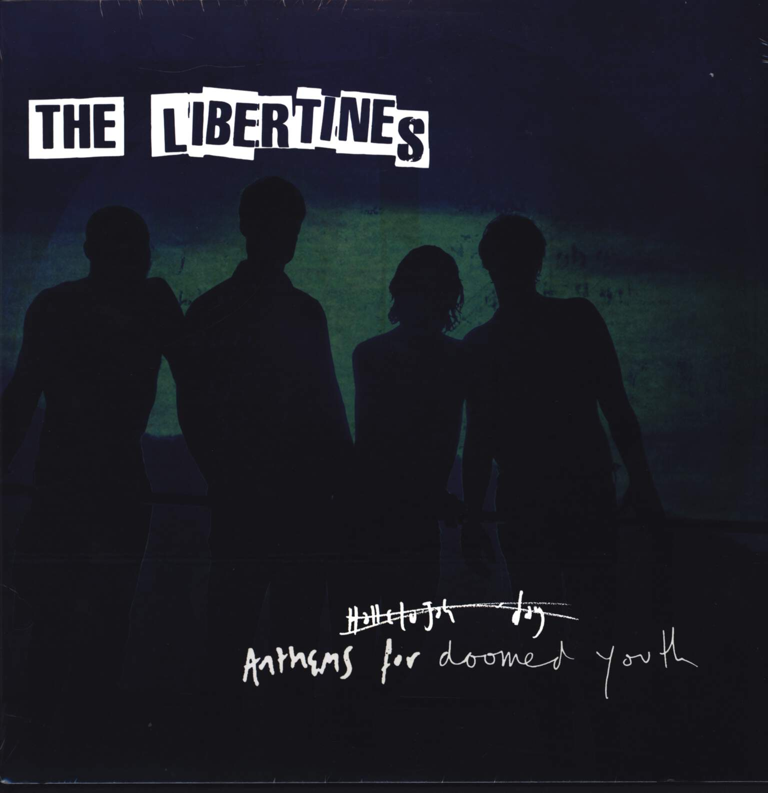 The Libertines: Anthems For Doomed Youth, 1×LP (Vinyl)