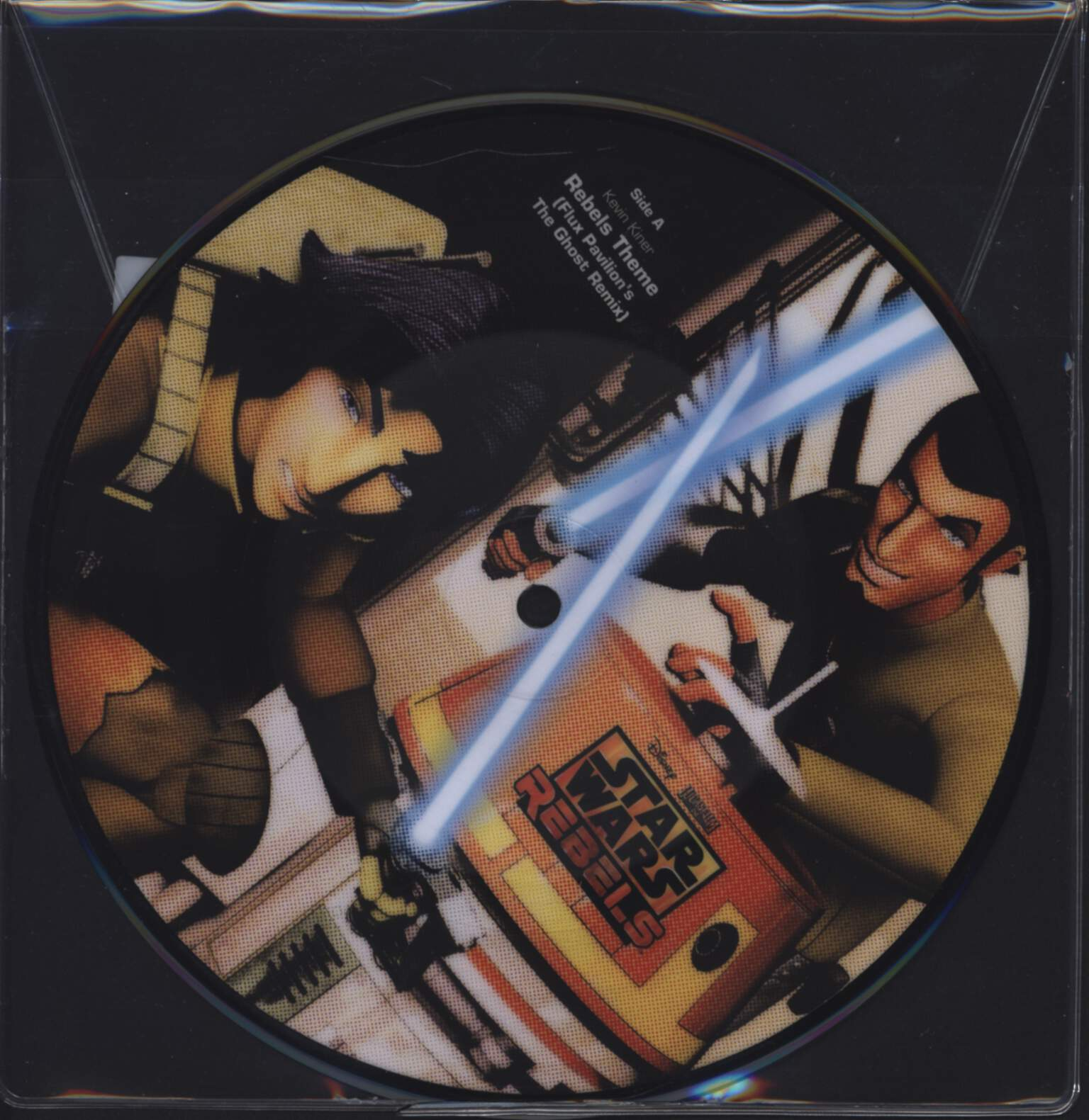 "Kevin Kiner: Star Wars Rebels Theme, 7"" Single (Vinyl)"
