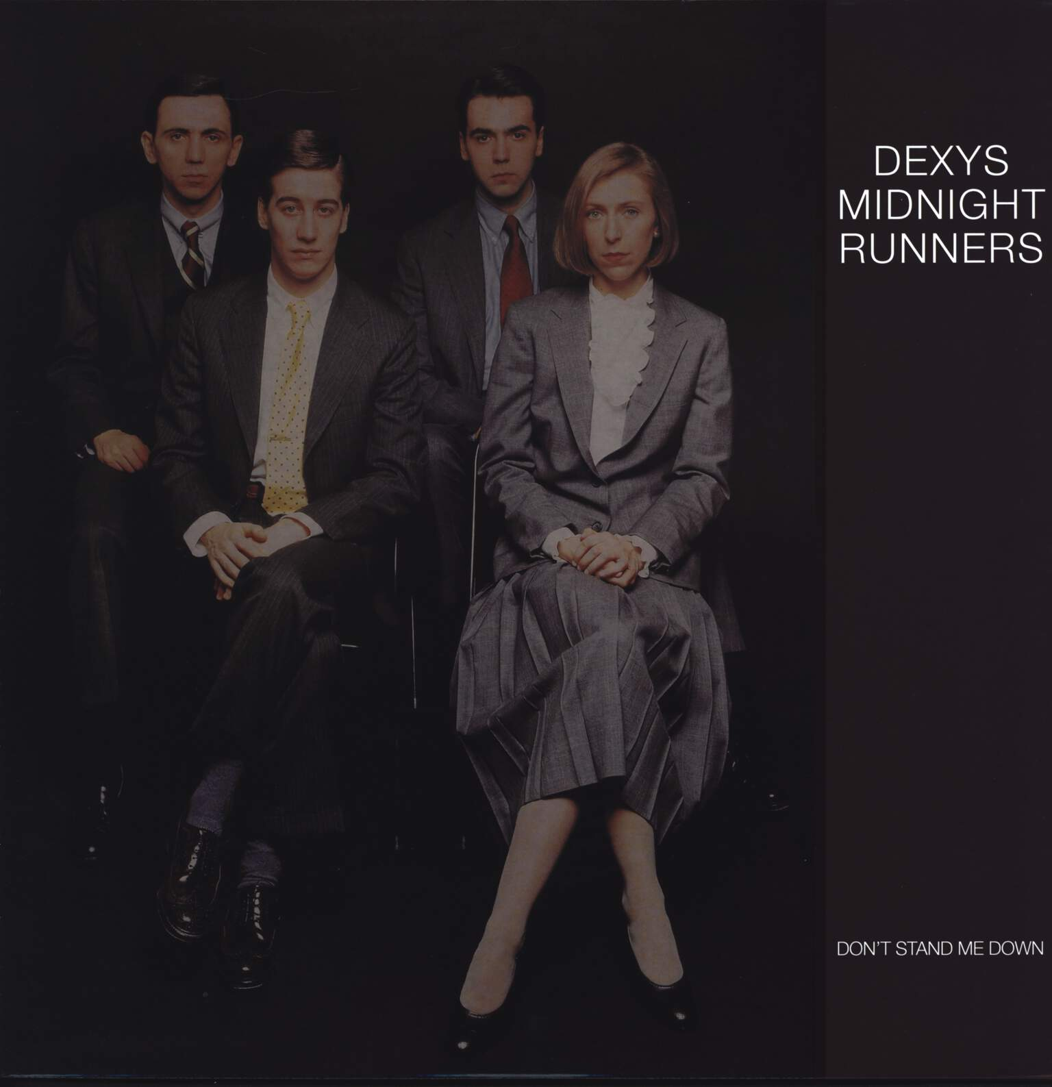 Dexys Midnight Runners: Don't Stand Me Down, LP (Vinyl)