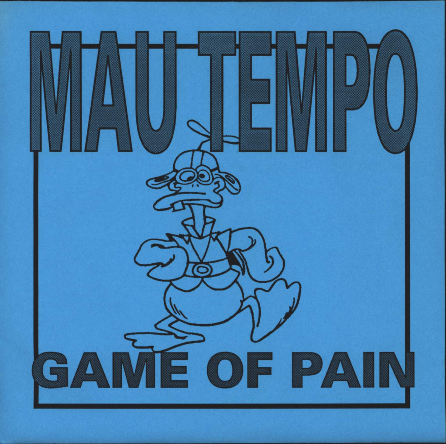 "Mau Tempo: Game Of Pain, 7"" Single (Vinyl)"