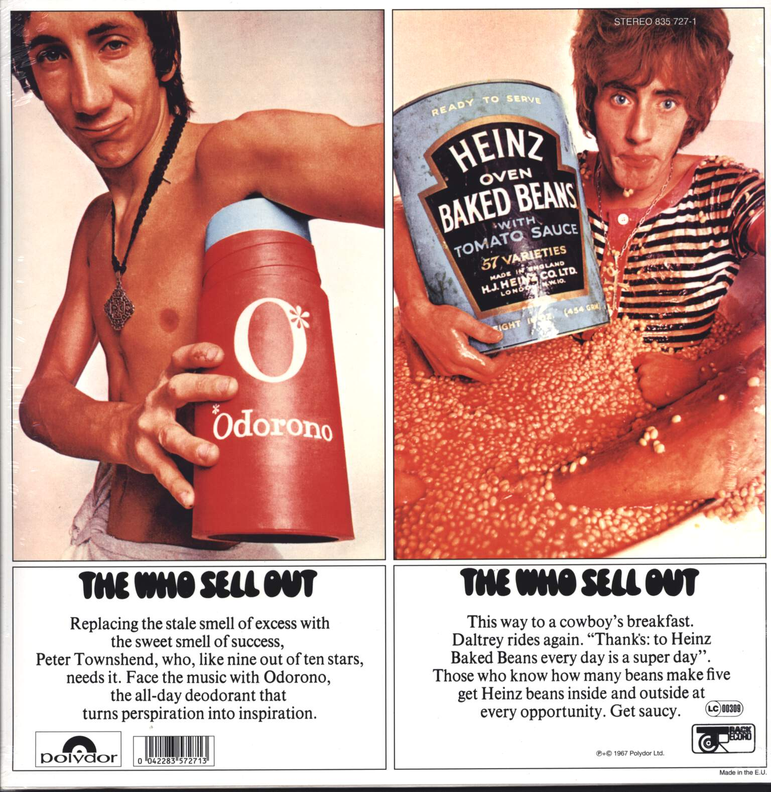 The Who: The Who Sell Out, LP (Vinyl)