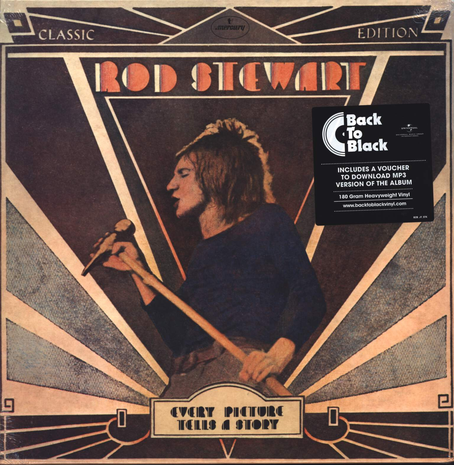 Rod Stewart: Every Picture Tells A Story, LP (Vinyl)