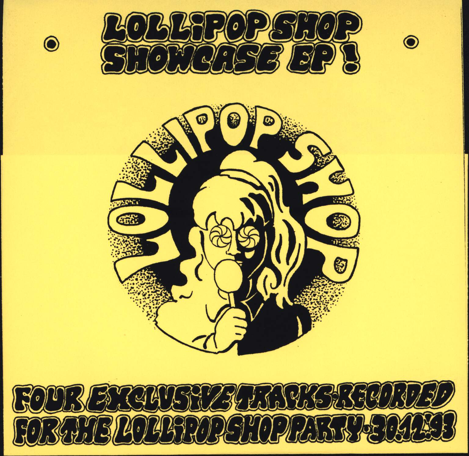 "Various: Lollipop Shop Showcase EP!, 7"" Single (Vinyl)"