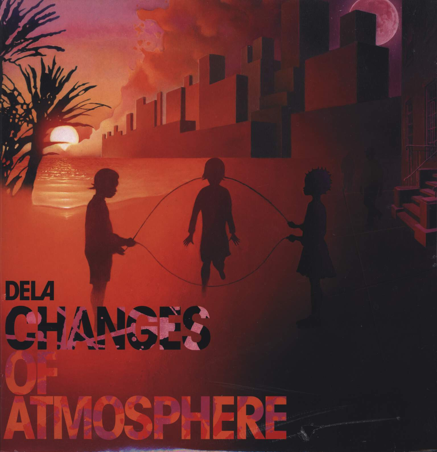 Dela: Changes Of Atmosphere, LP (Vinyl)