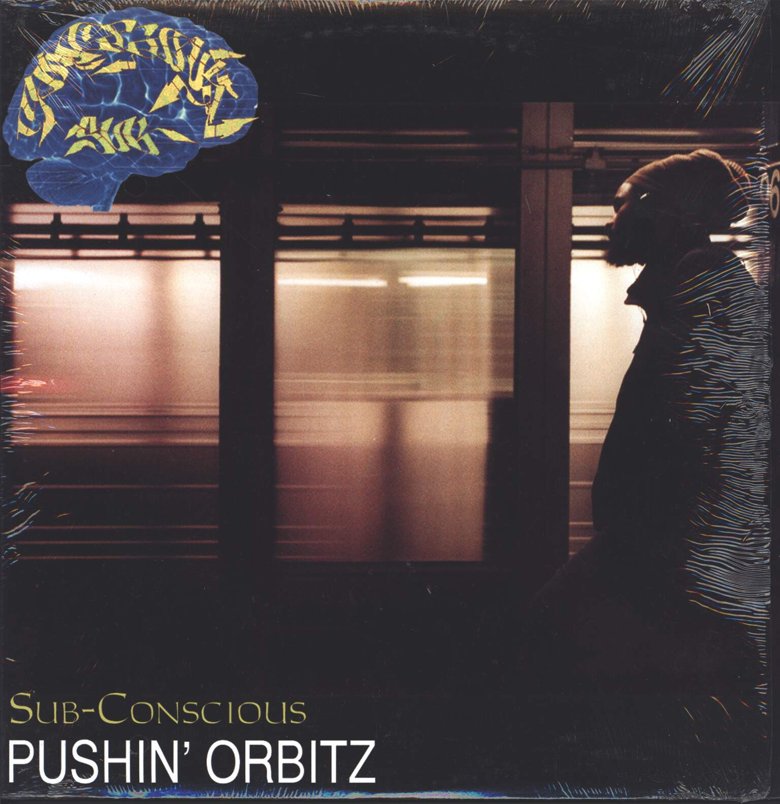 "Sub-Conscious: Pushin' Orbitz, 12"" Maxi Single (Vinyl)"