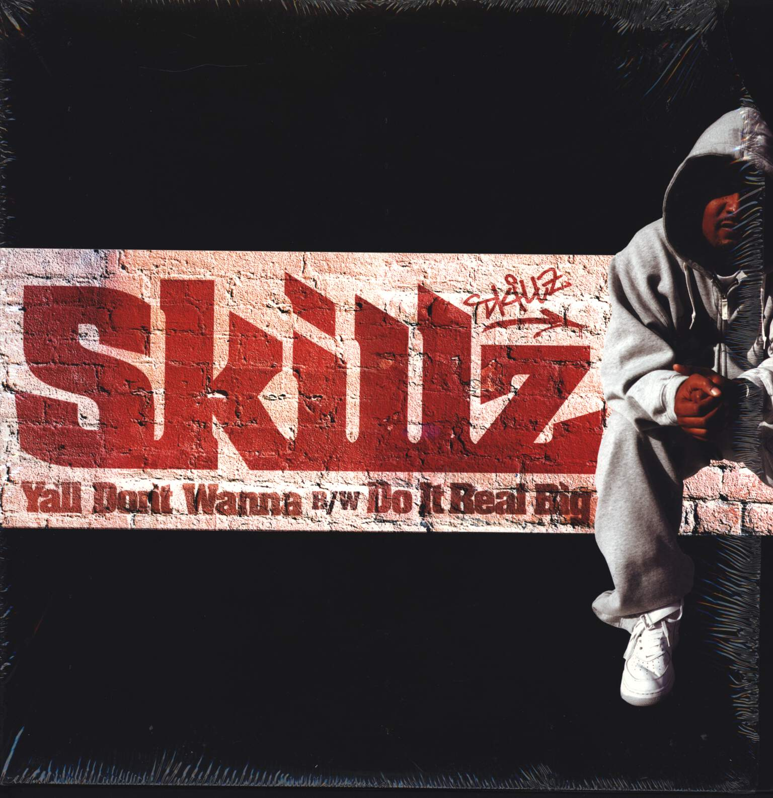 "Skillz: Ya'll Don't Wanna / Do It Real Big, 12"" Maxi Single (Vinyl)"